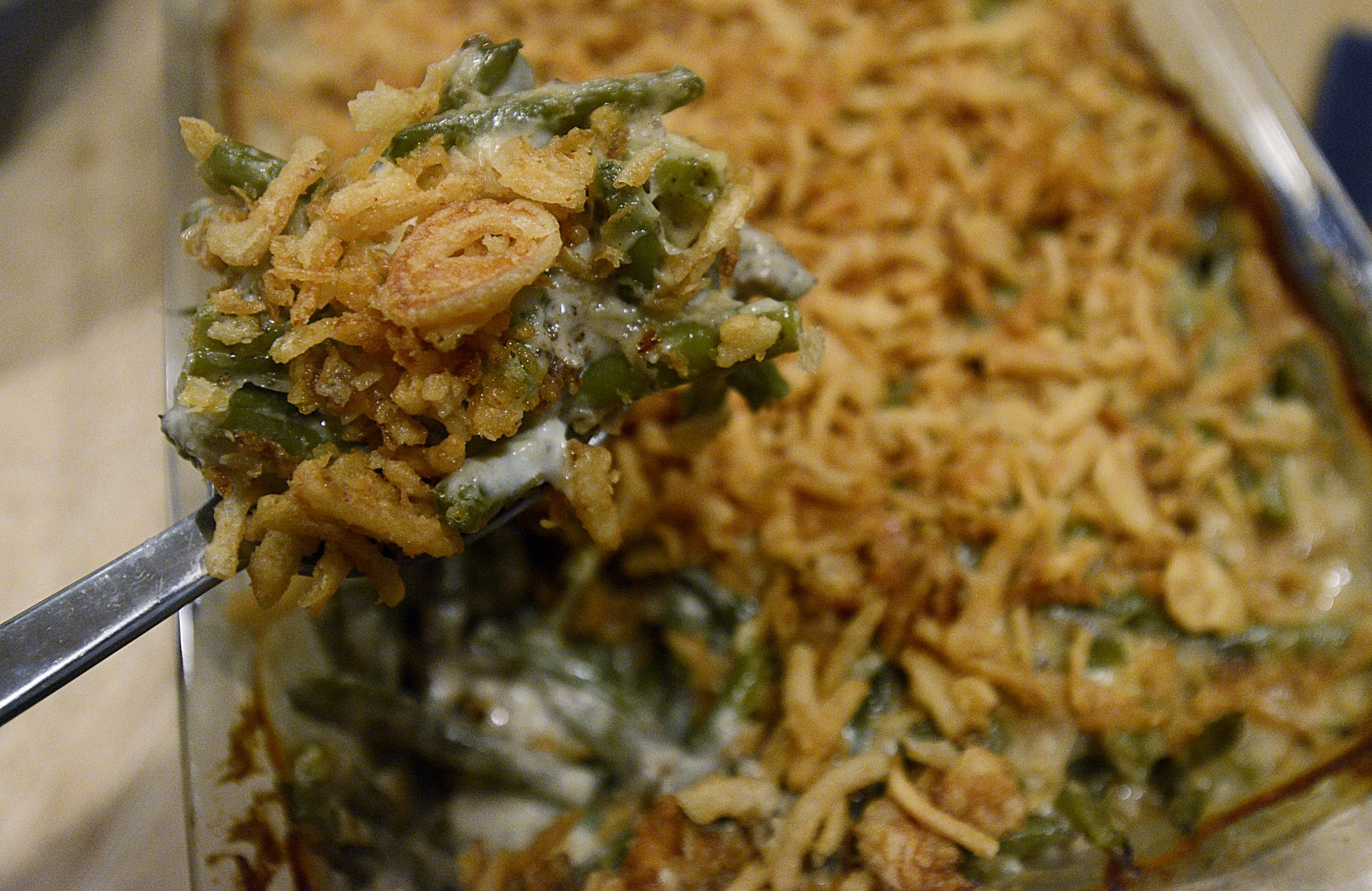 Dorcas Reilly Green Bean Casserole