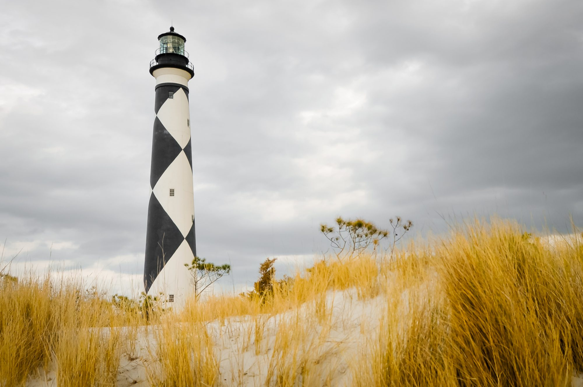 Cape Lookout Lighthouse Hurricane Florence