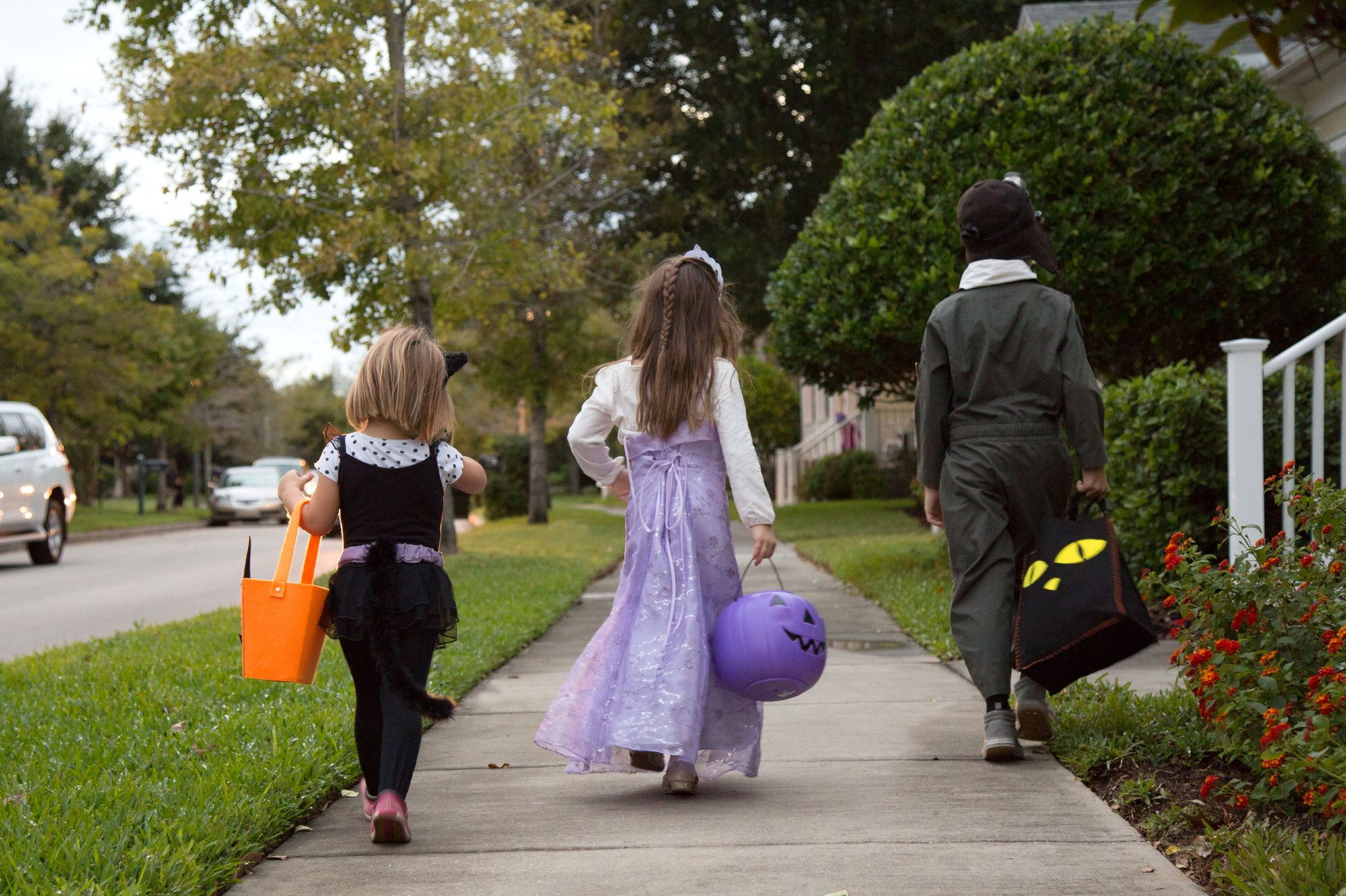 Thousands Sign a National Petition to Move Halloween to a Saturday gettyimages-6768659011