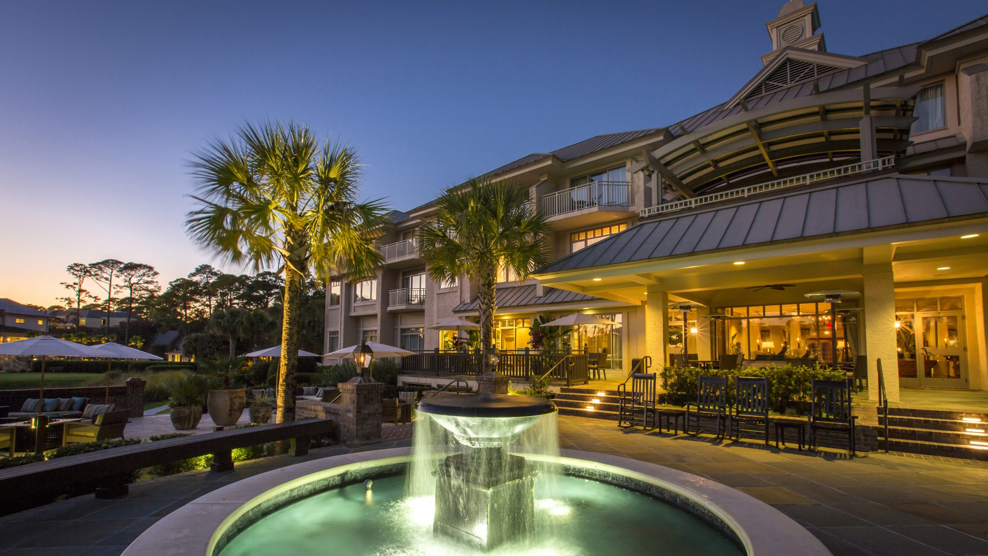 Sea Pines Inn
