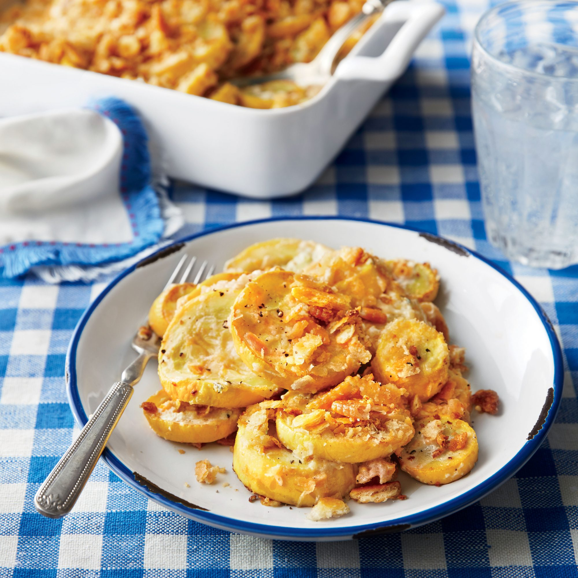 old school squash casserole recipe southern living
