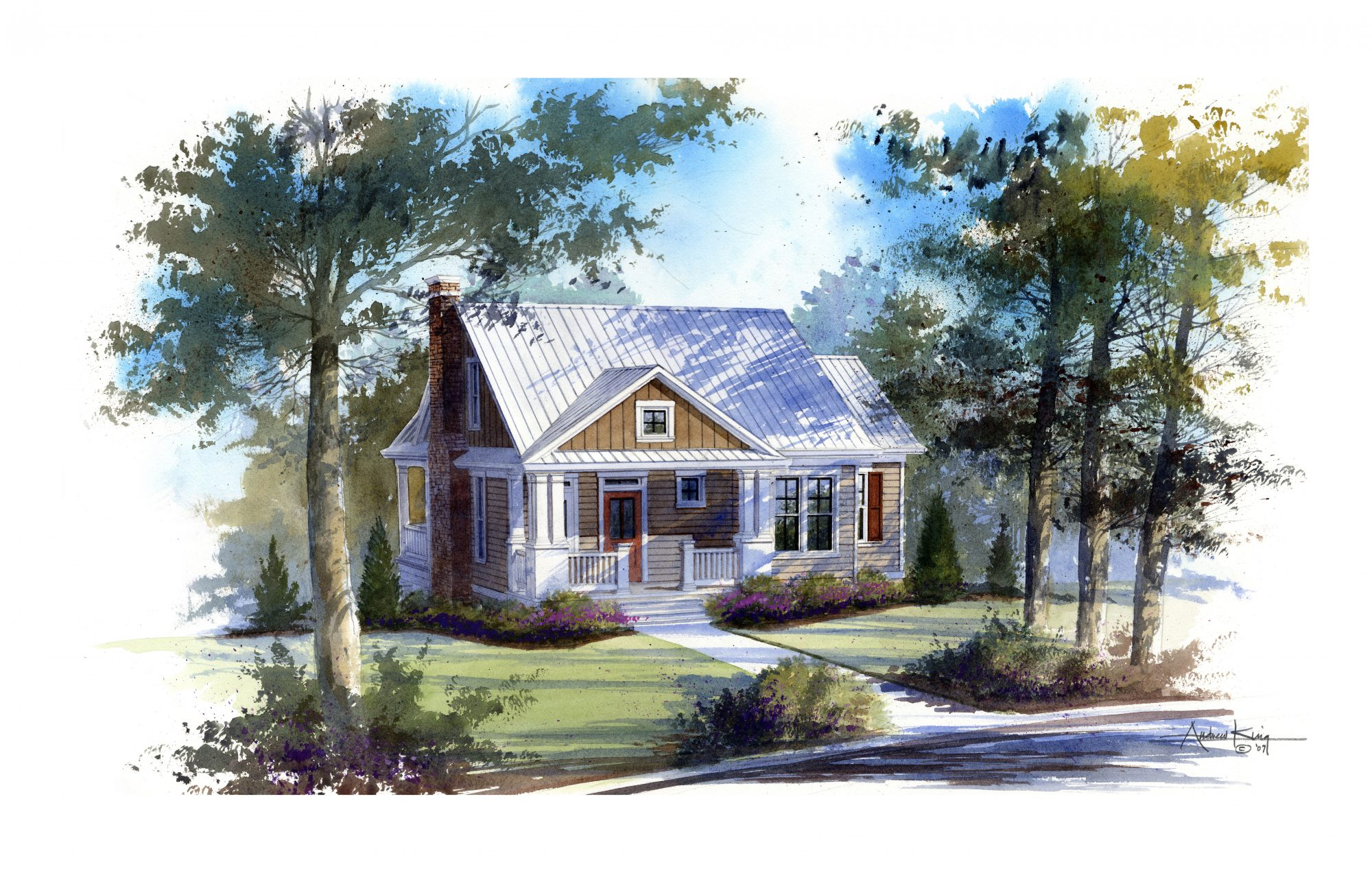 SL House Plan 1391