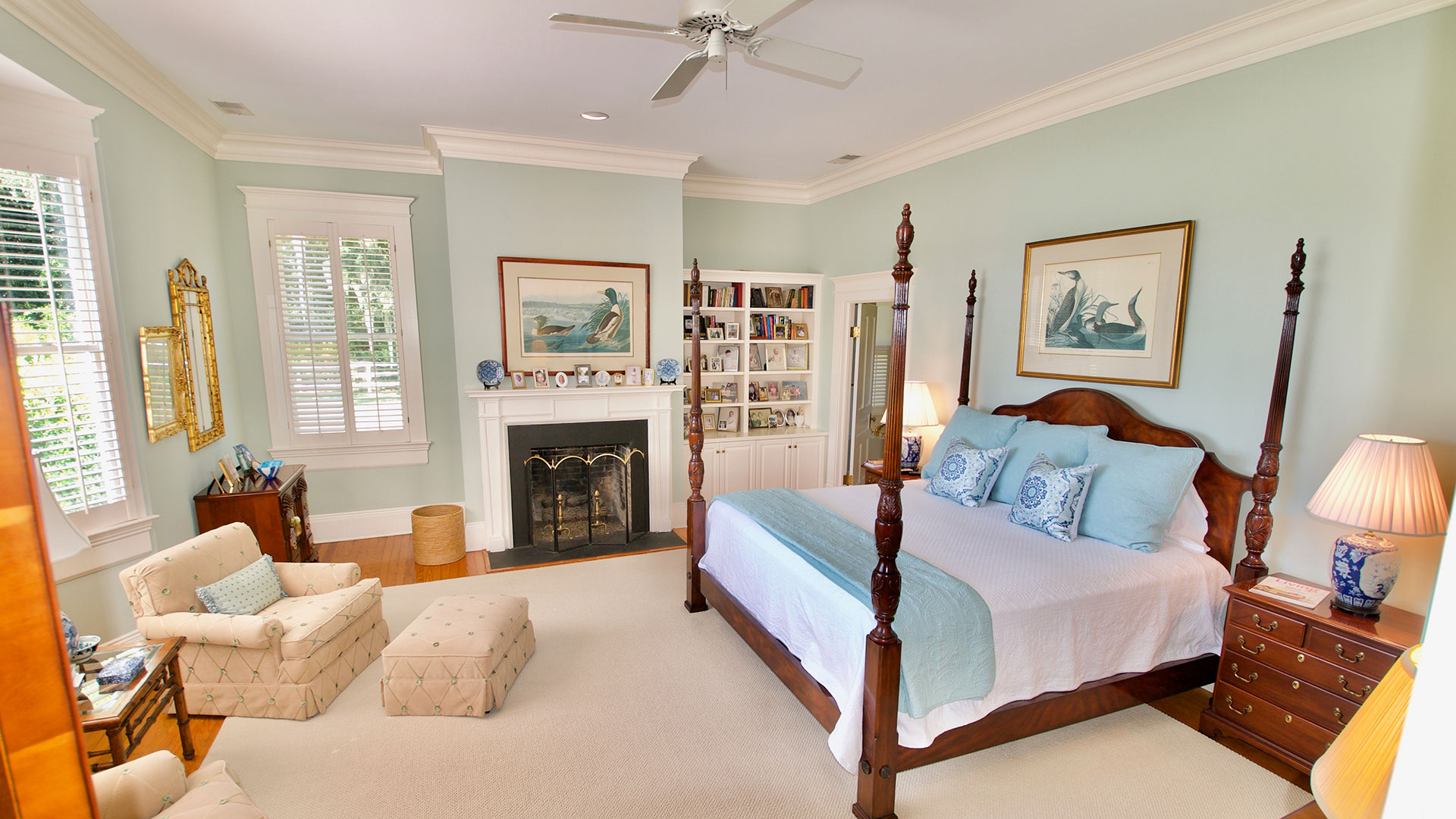 Tomotley Plantation Yemassee SC Bedroom