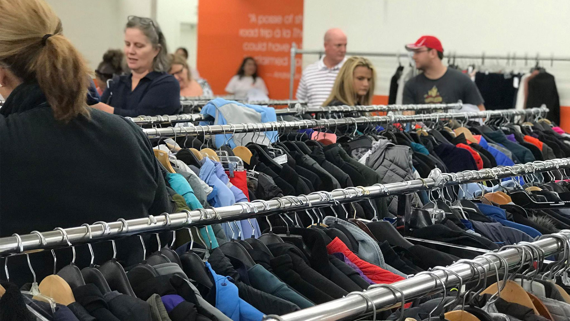 Unclaimed Baggage Center Winter Sale