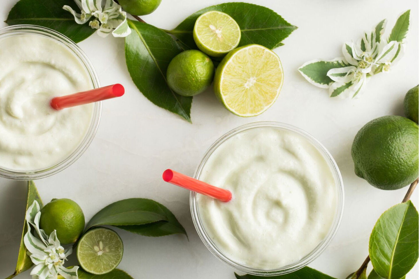 Chick-fil-A Lime Drink