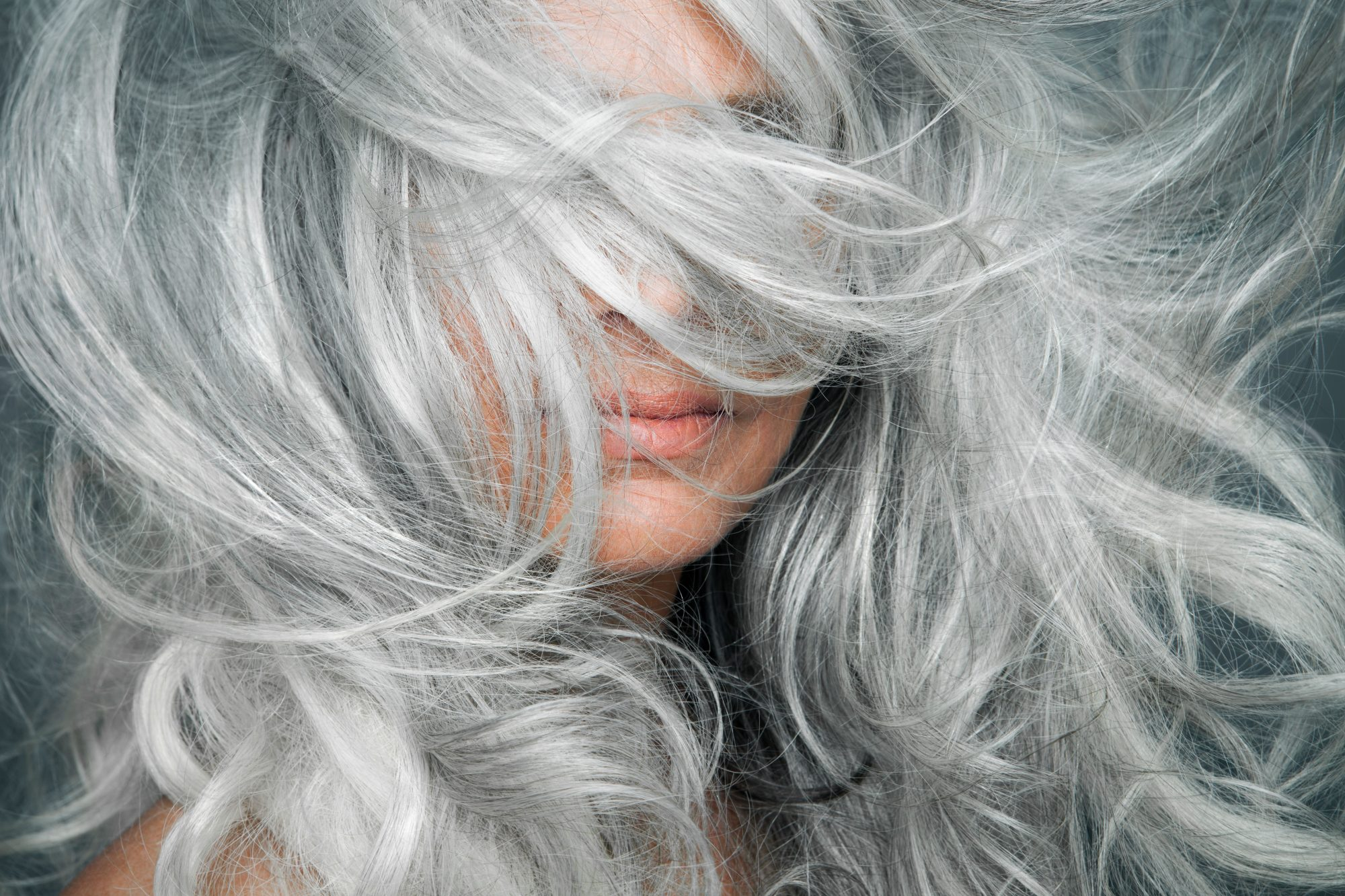 WATCH: There's An Entire Instagram Account Dedicated To Going Gray Naturally