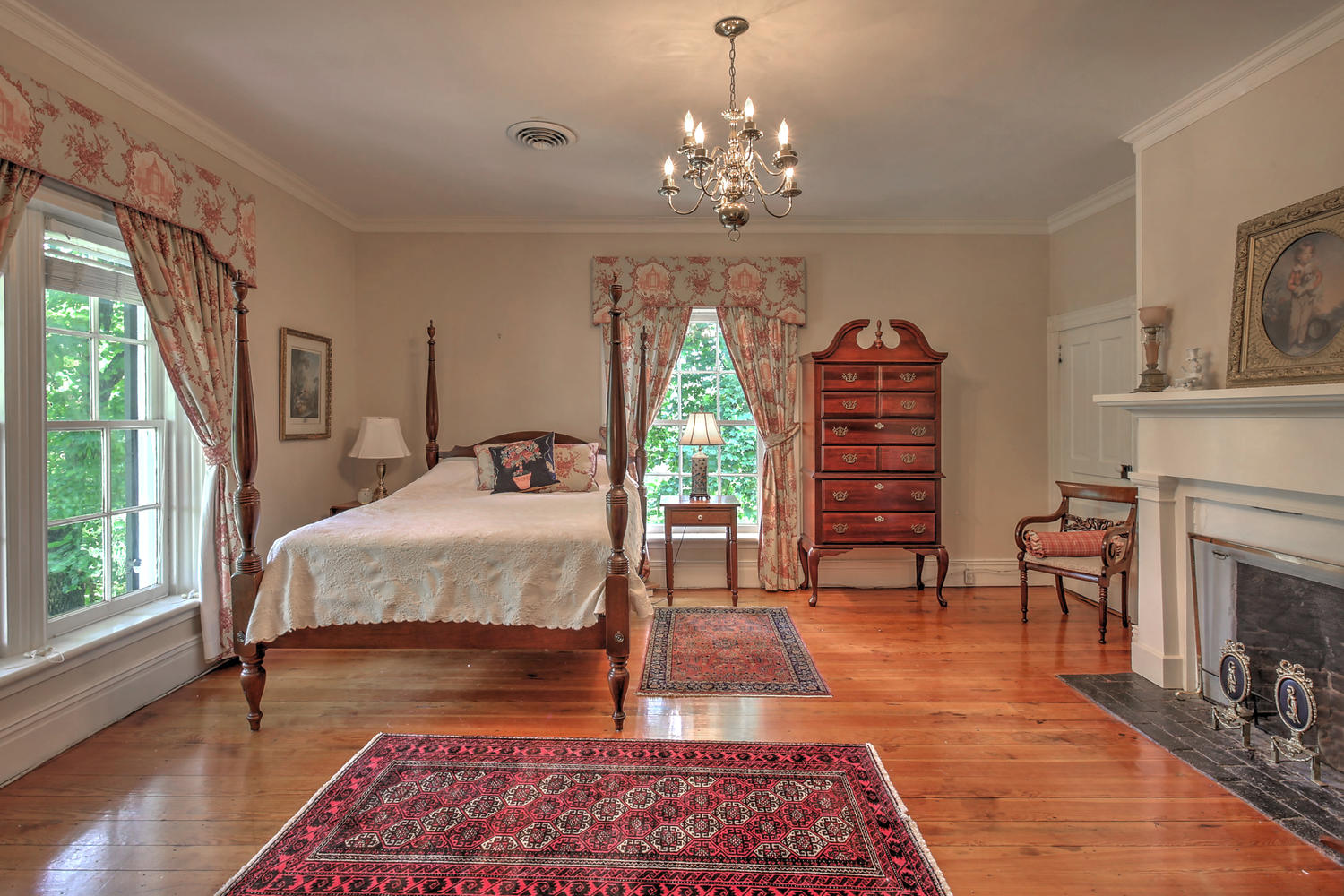 A Charming Bedroom