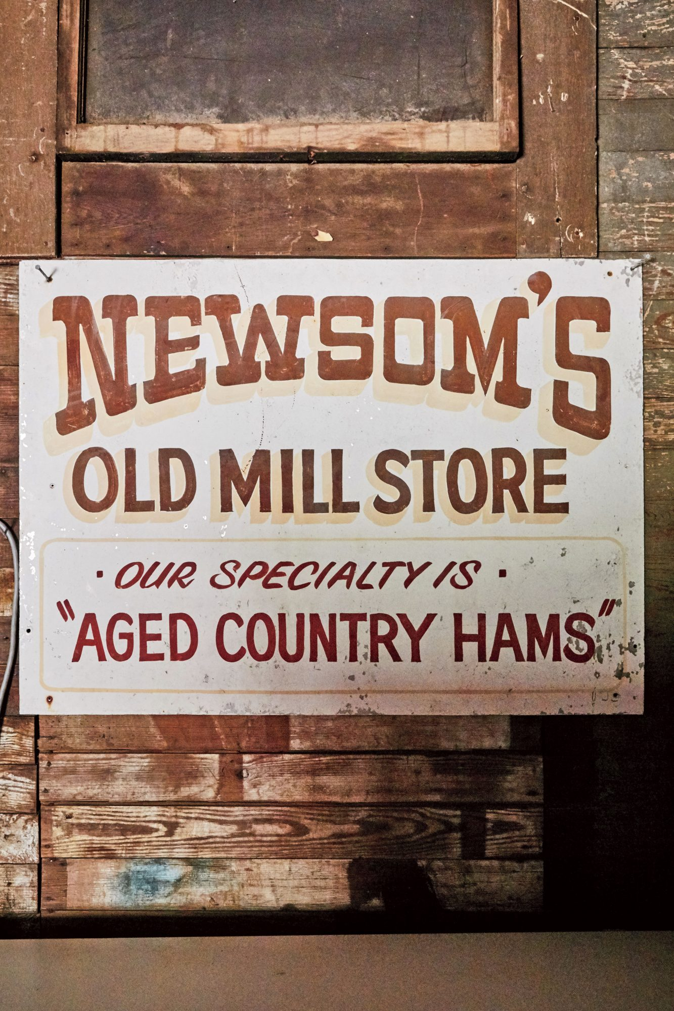 The Old Mill Store Newsom Country Ham