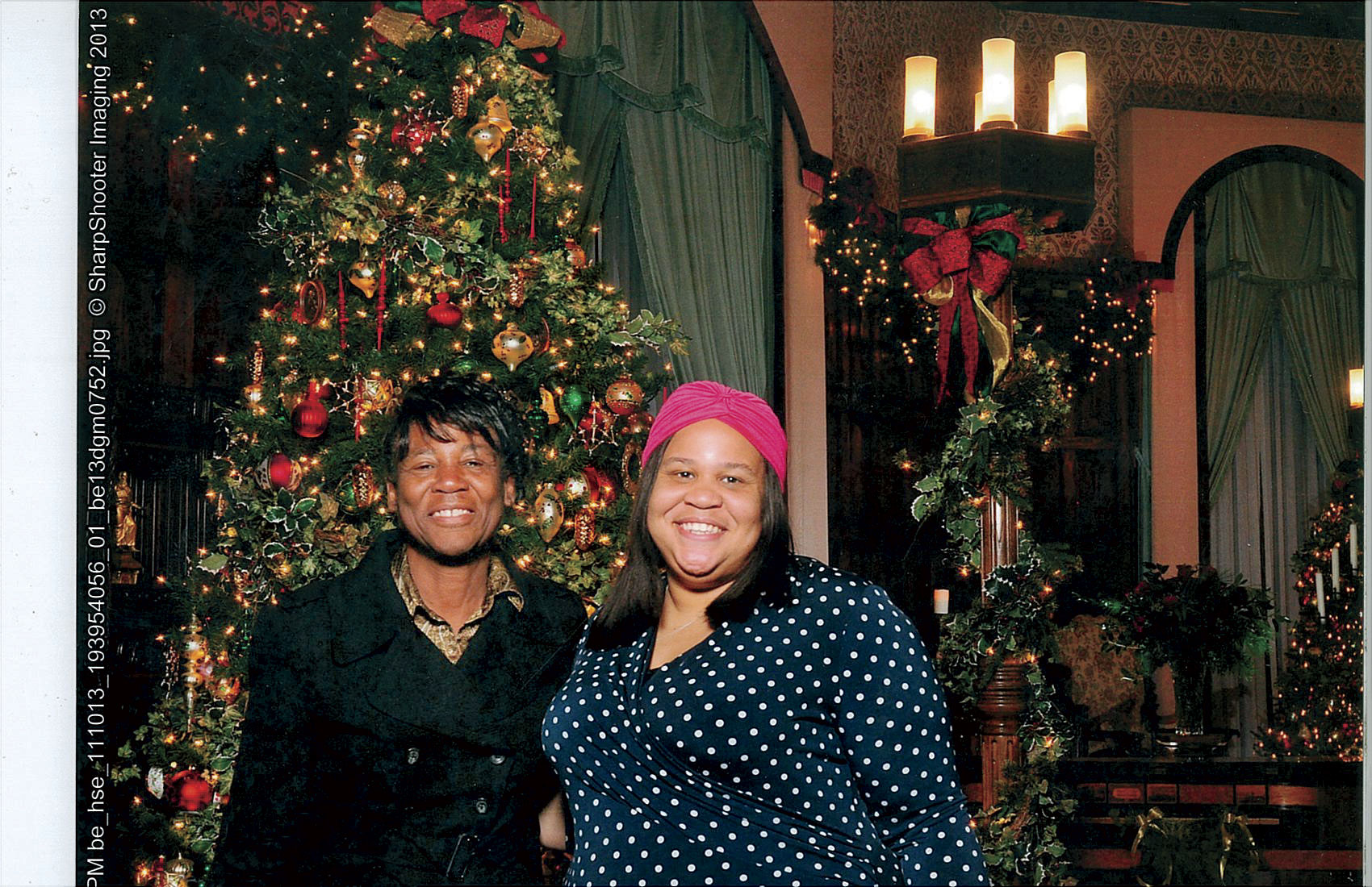 Latria Graham and Her Mother