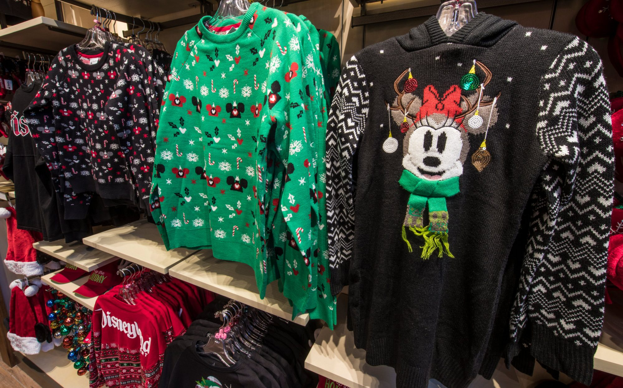 Disney Ugly Holiday Sweaters