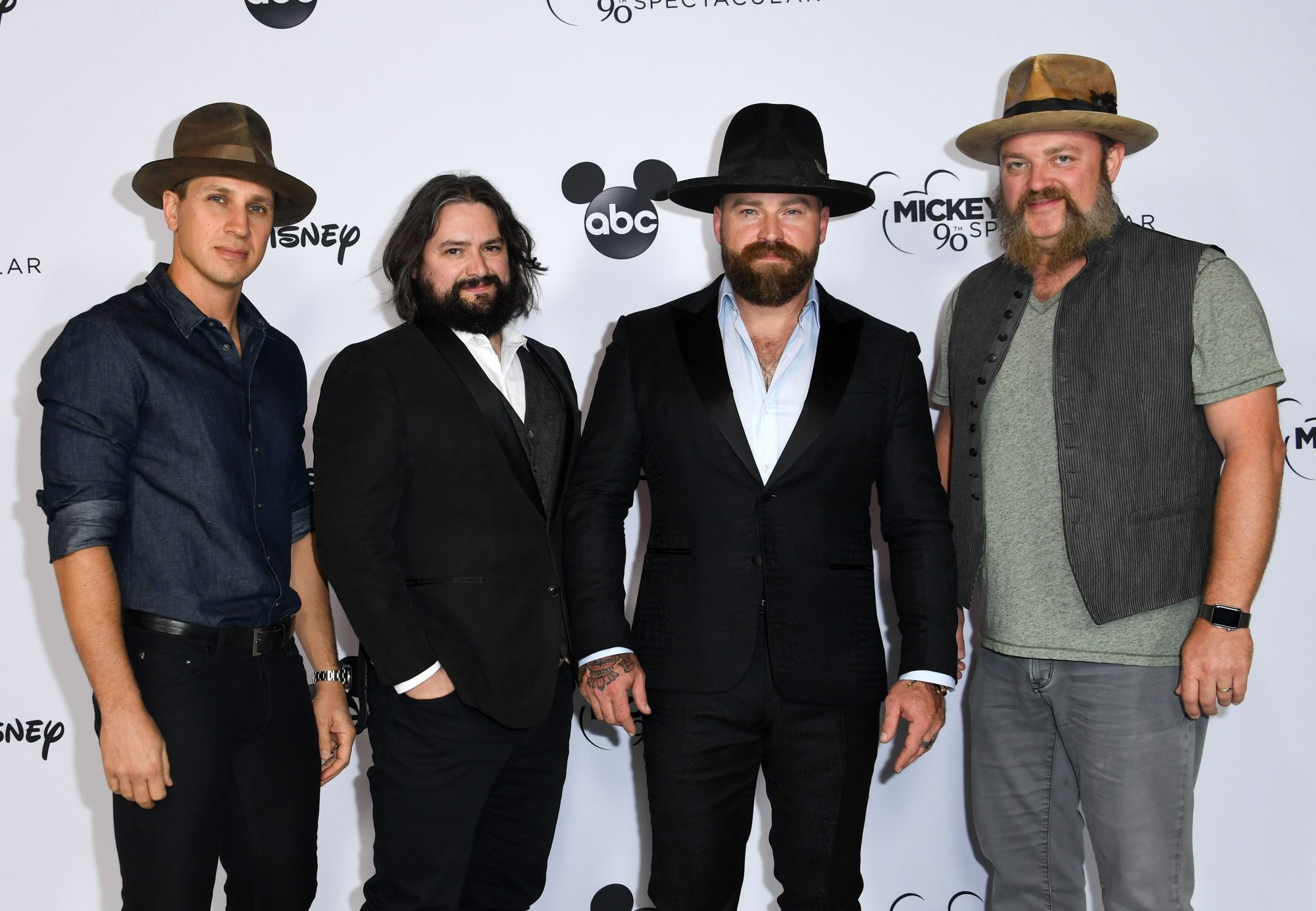 06d83f3a3e64d Watch Zac Brown Band Perform The Jungle Book s  Bare Necessities  for  Mickey s 90th Spectacular