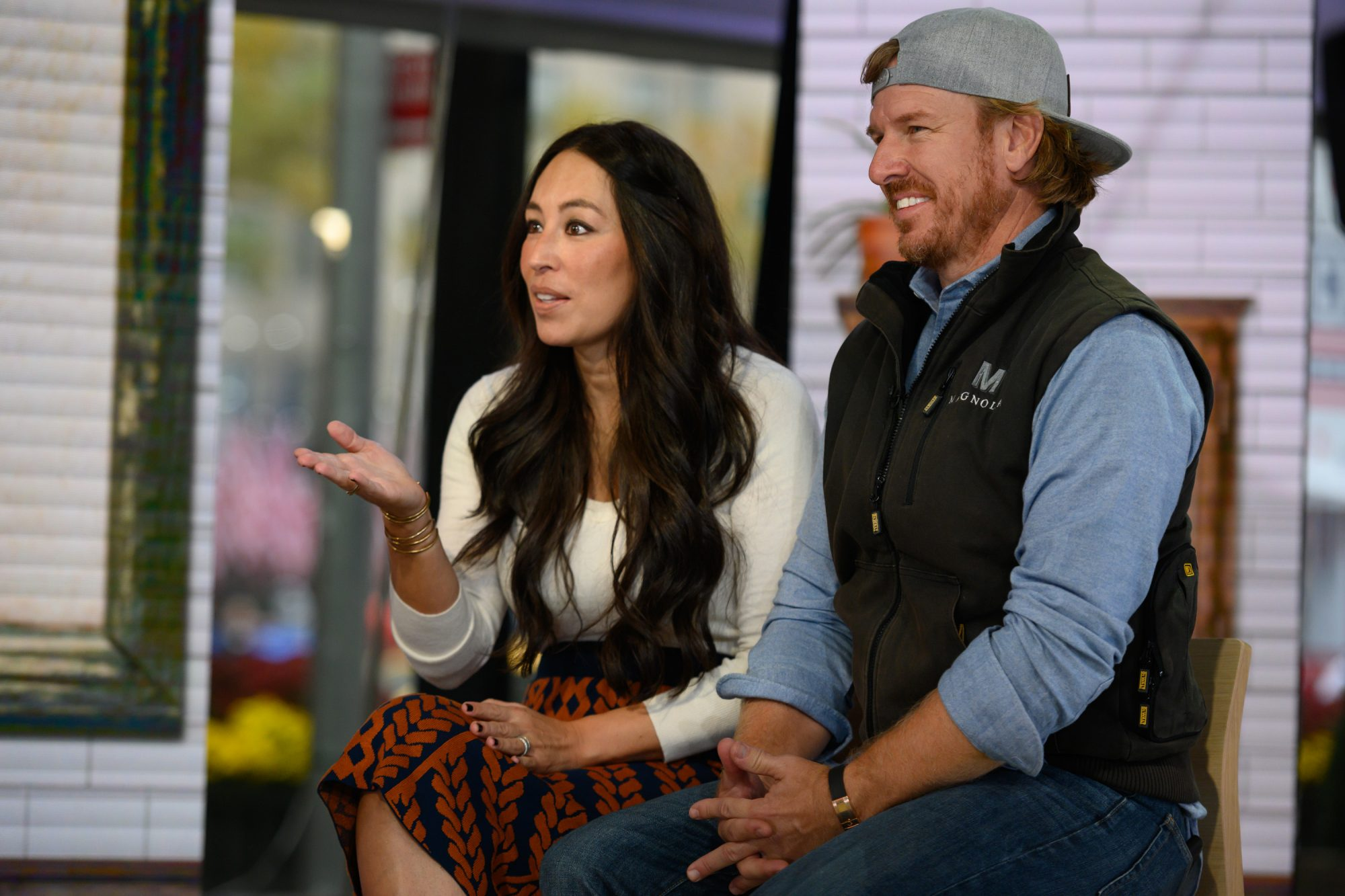 Chip and Joanna Gaines 'Today' Show