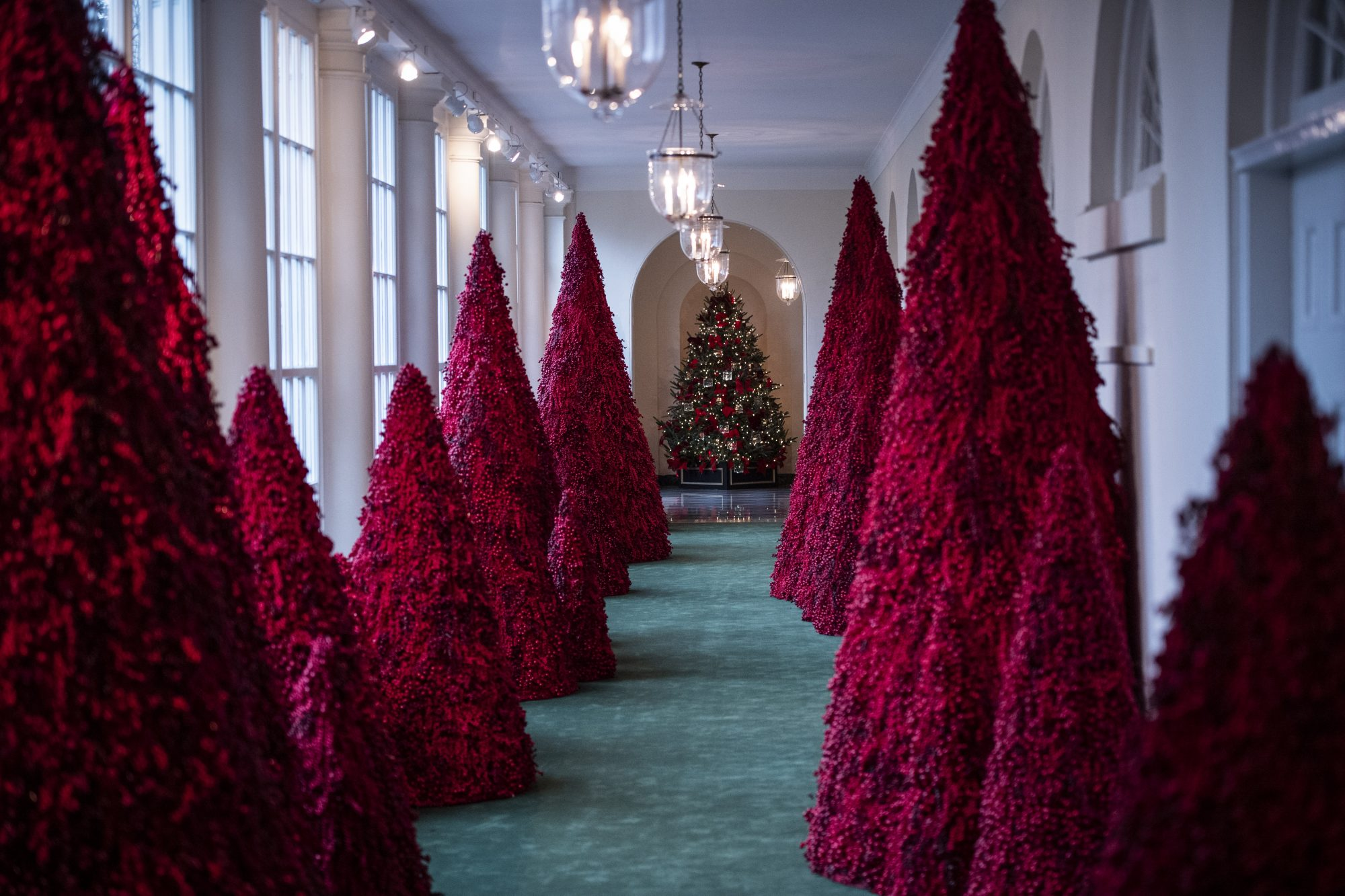 White House Christmas 2