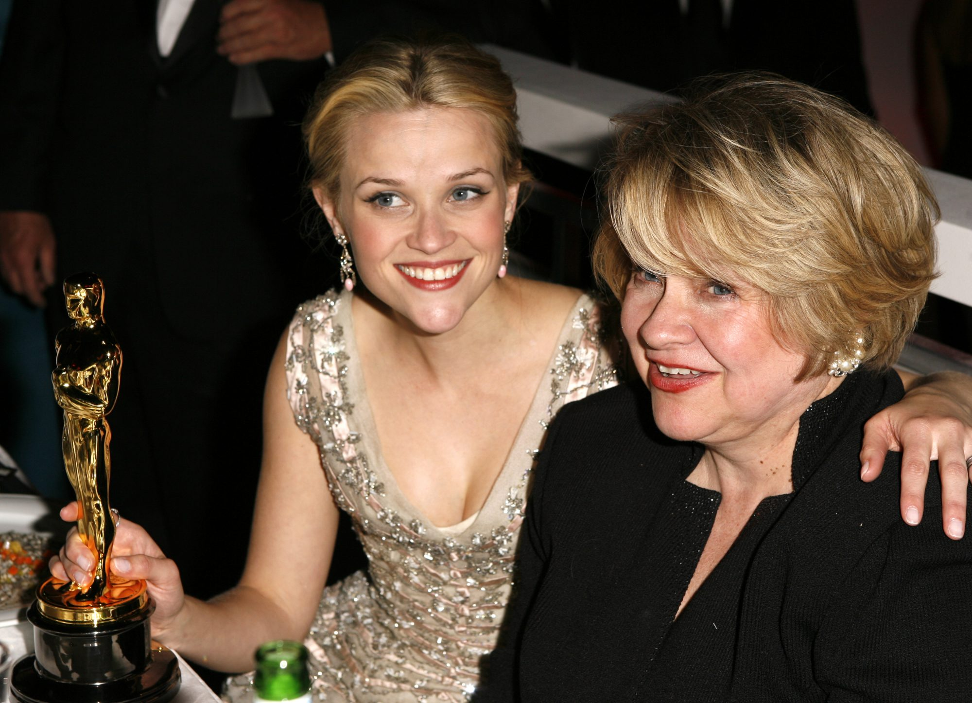 Reese Witherspoon and Betty Reese