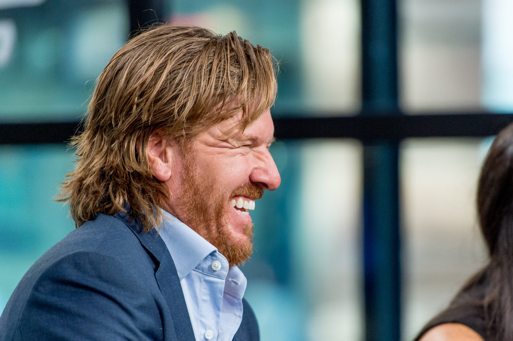 Chip Gaines Smiling