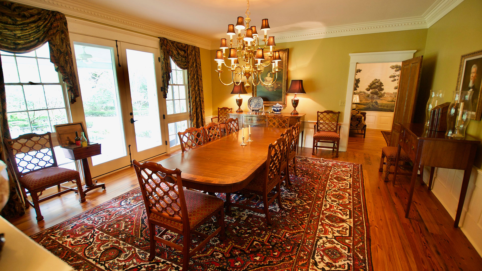Twickenham Plantation Dining Room