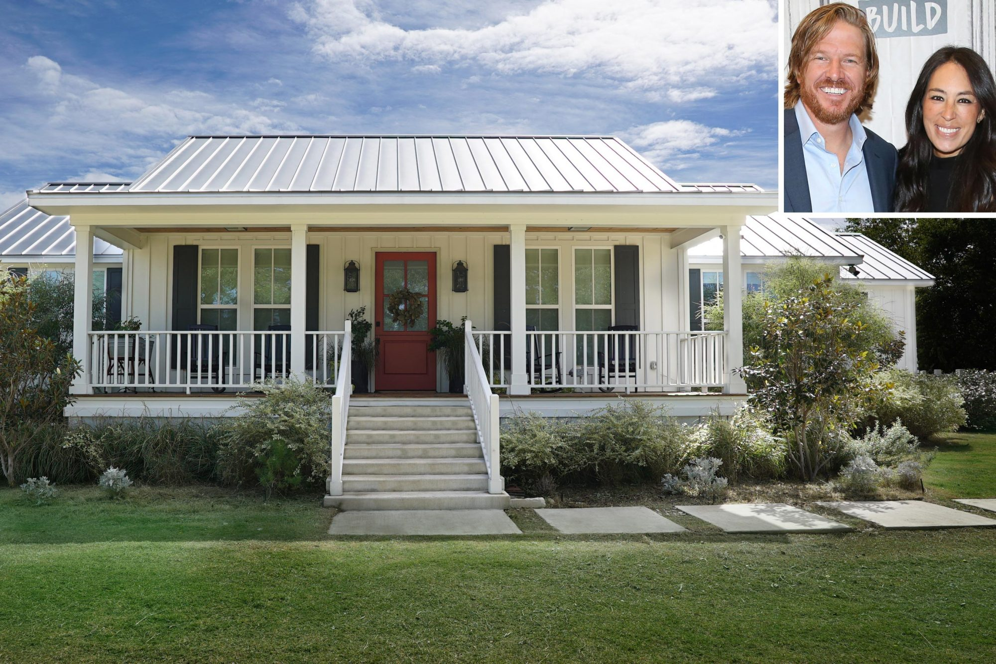 You Can Stay in One of Chip and Joanna Gaines's Fixer Uppers—Now for Rent on Airbnb chip-and-joanna-gaines-home