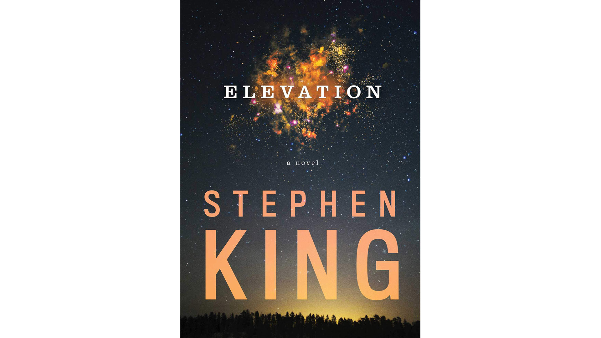 4.  Elevation  by Stephen King