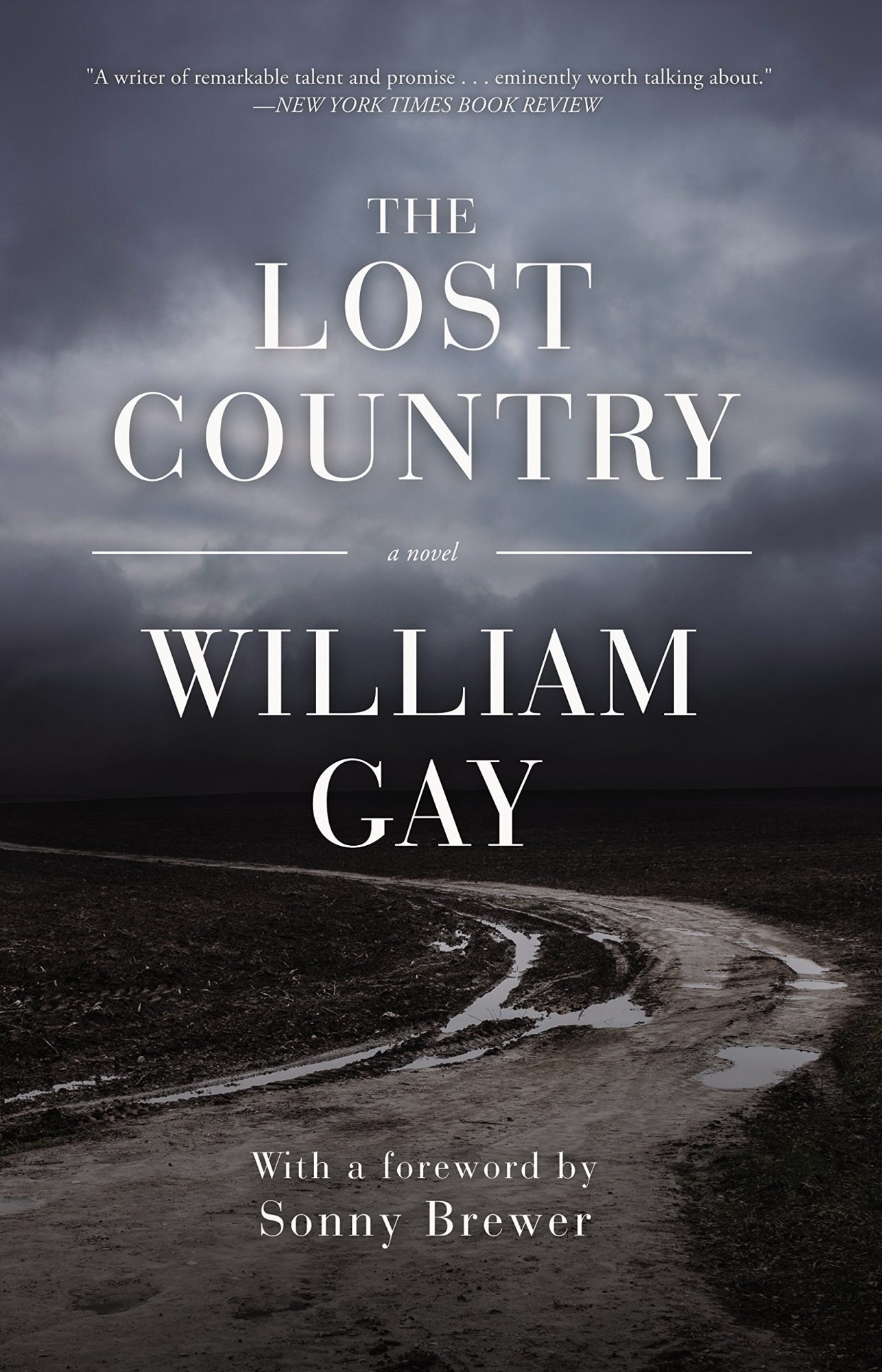 The Lost Country by William Gay