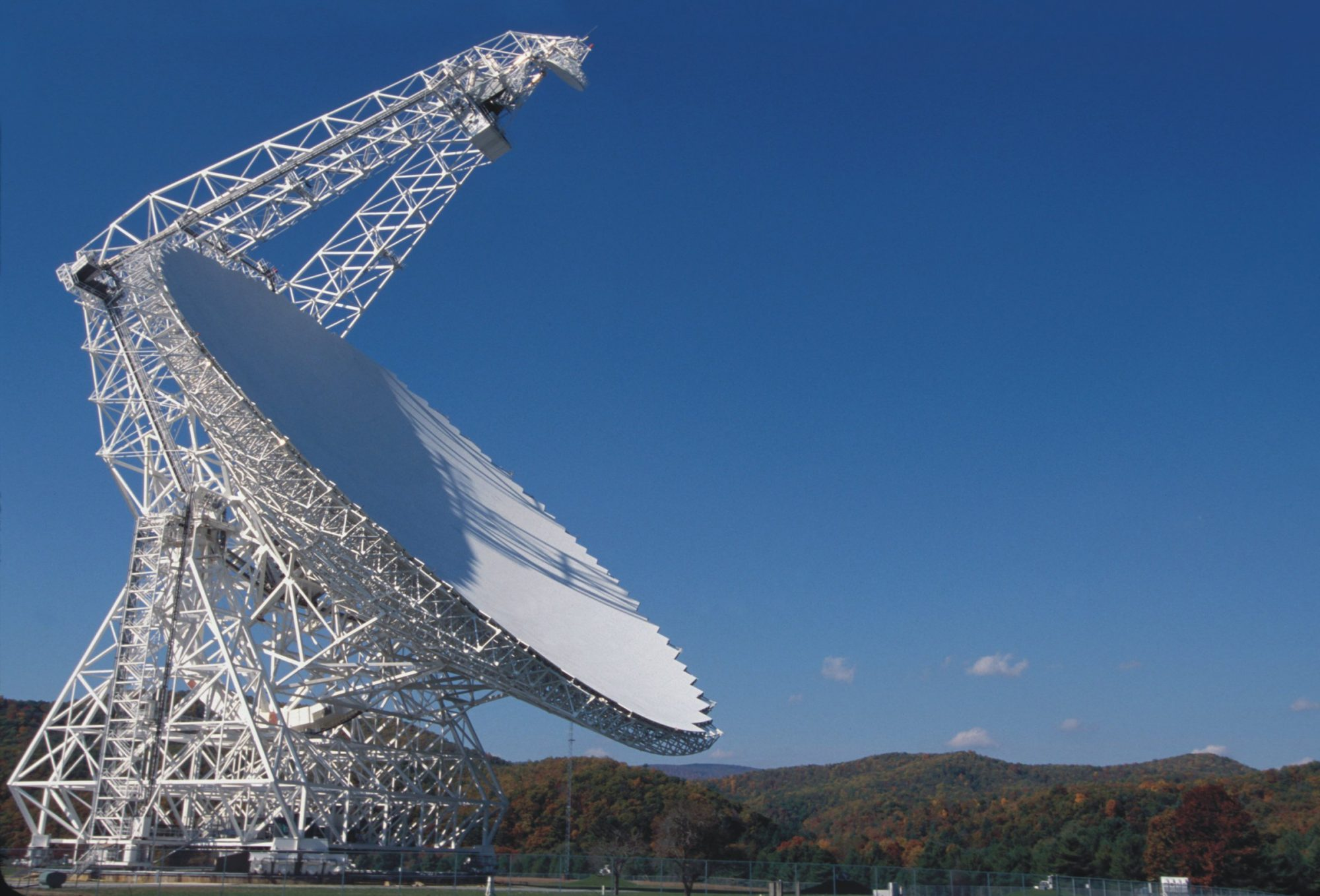 west virginia green bank telescope