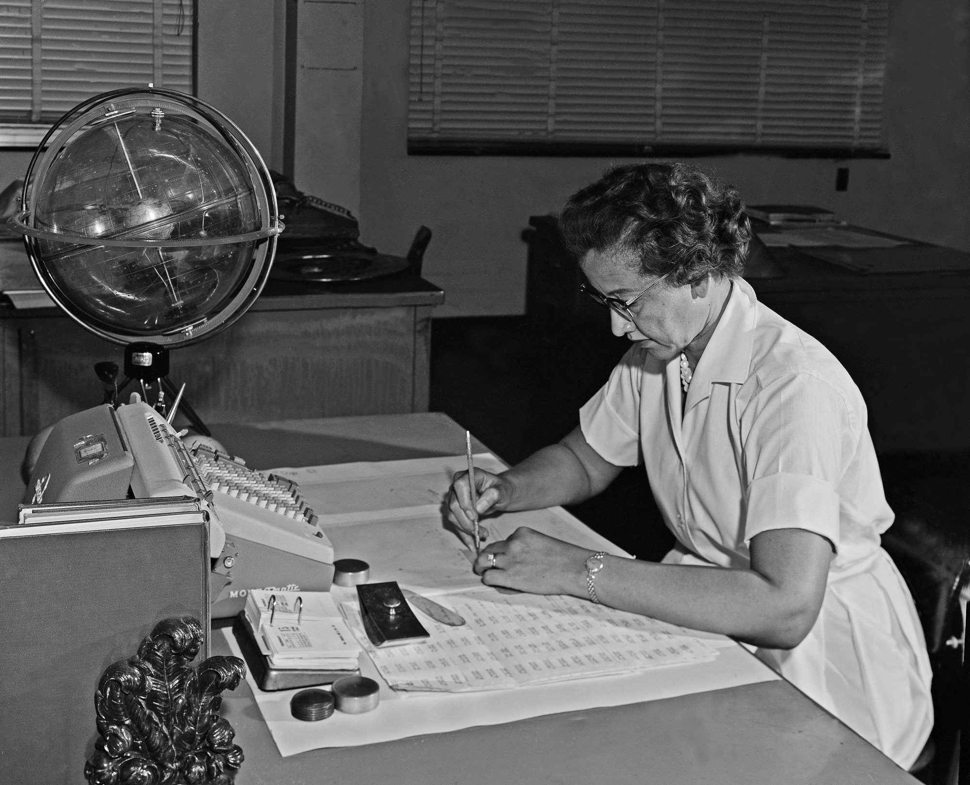 Katherine Johnson - NASA