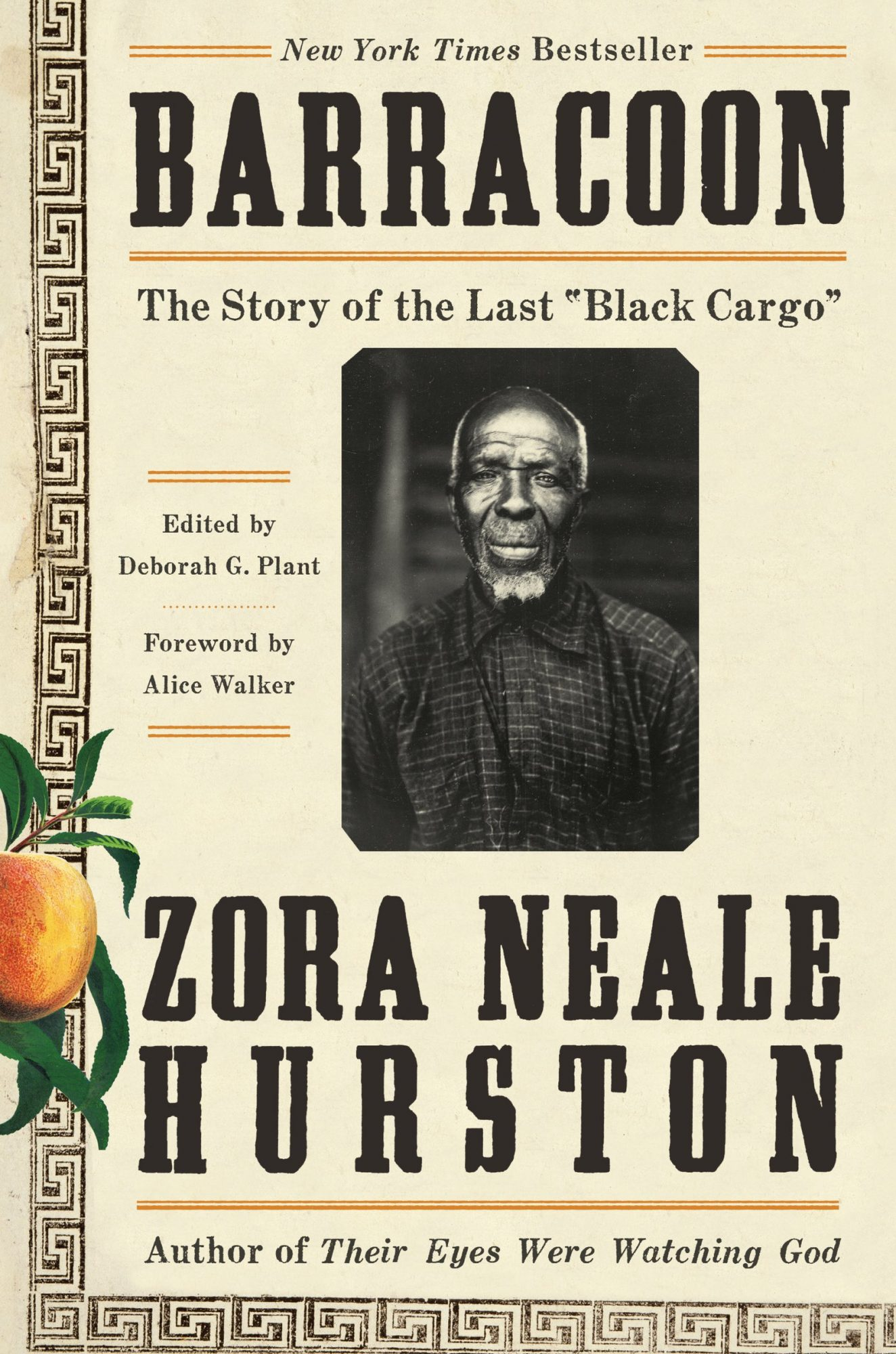 """Barracoon: The Story of the Last """"Black Cargo"""" by Zora Neale Hurston"""