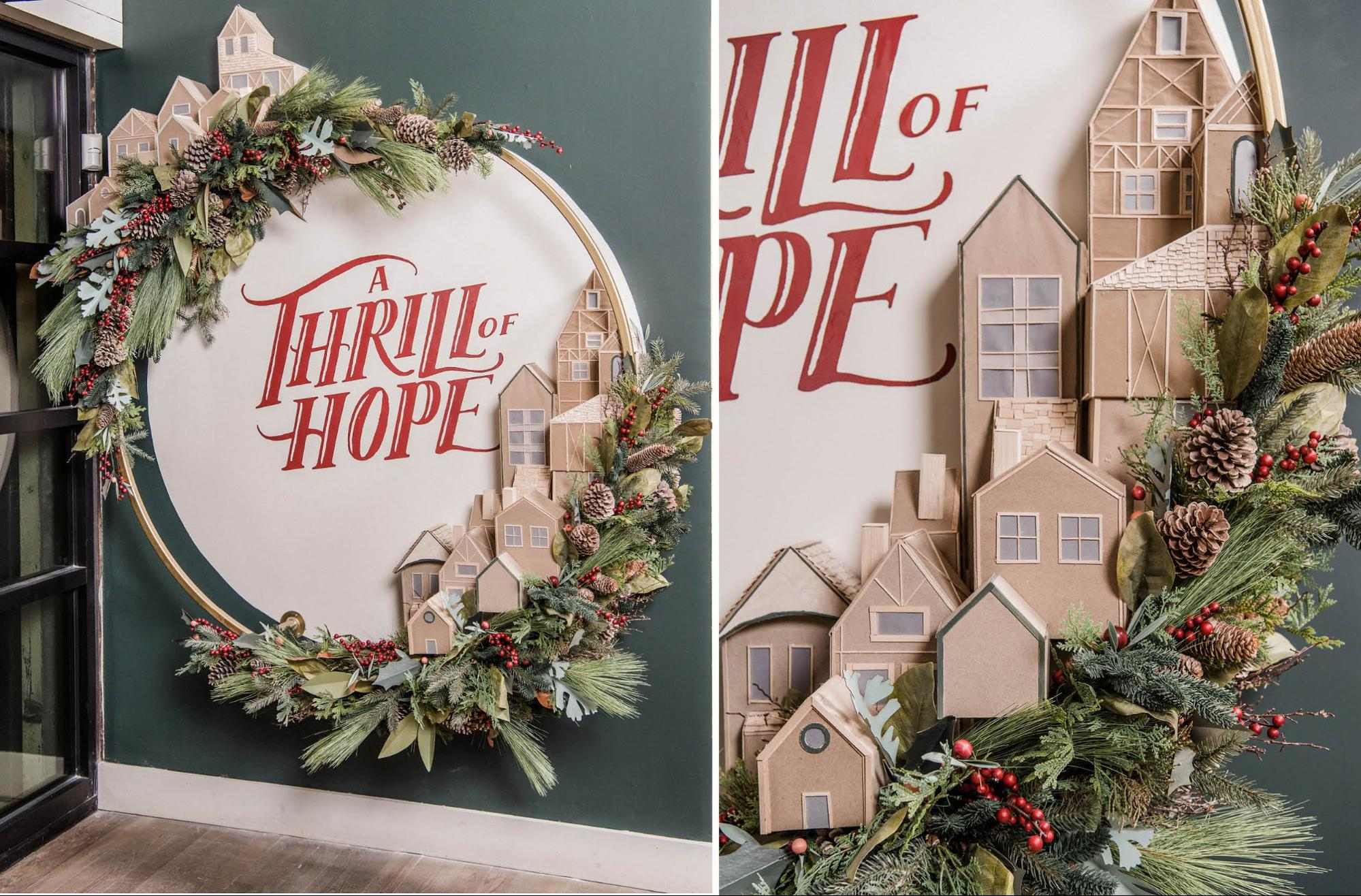 Magnolia Market Christmas Decor 2018- Southern Living