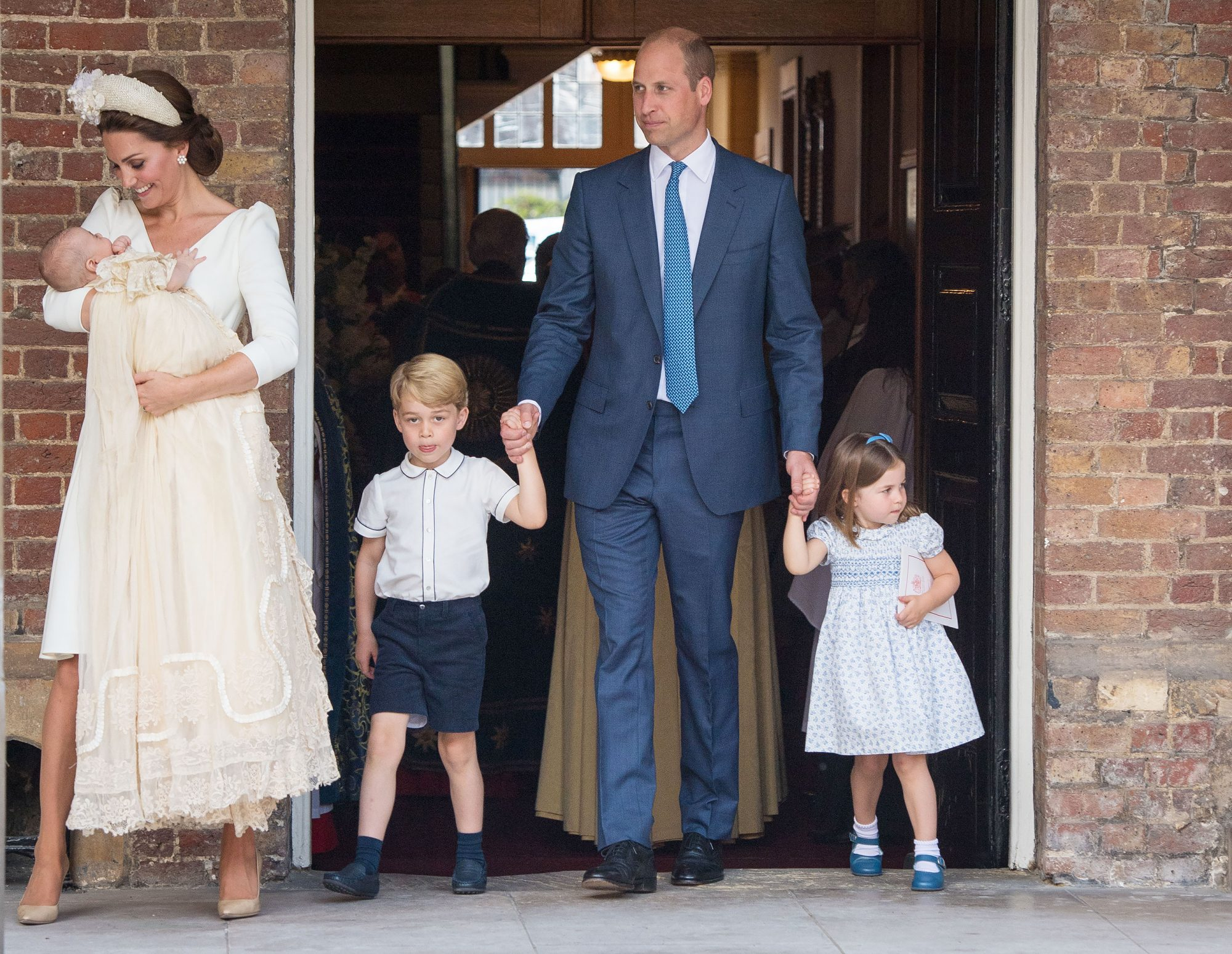 Kate Middleton Says She's 'So Bad' at This Skill: 'I Have to Make Sure My Children Are Better!' louis-8