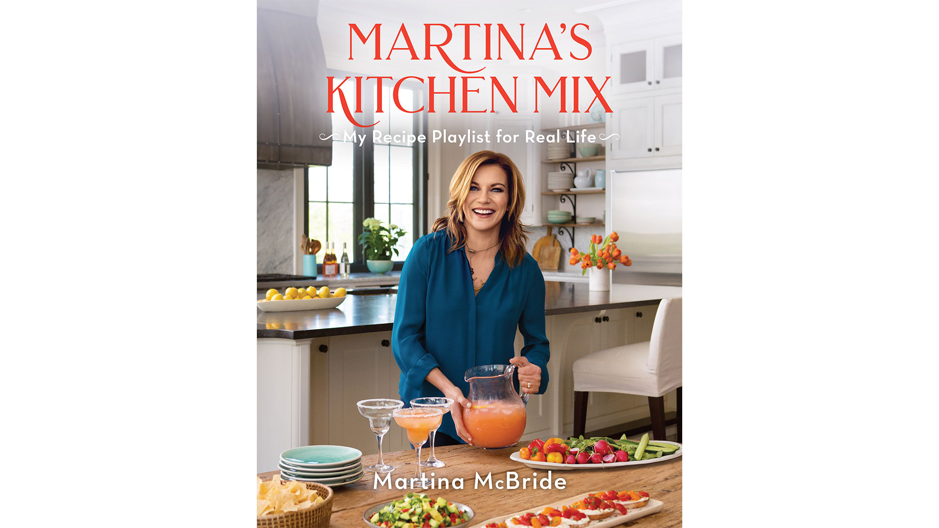 Martina's Kitchen Mix Cover