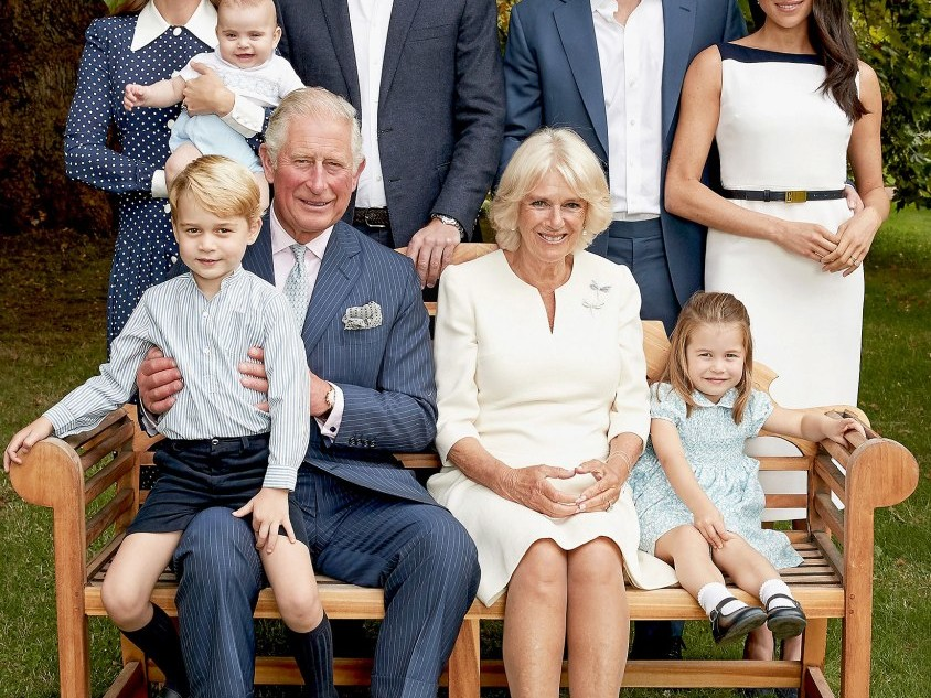 Kate Middleton Dressed Prince Louis Just Like Diana Dressed Prince William at the Same Age prince-charles-321