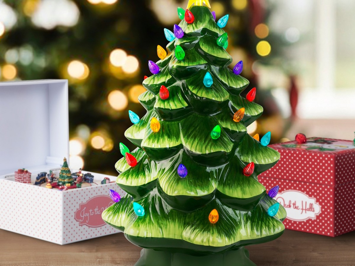These Nostalgic Christmas Trees Are Making a Comeback