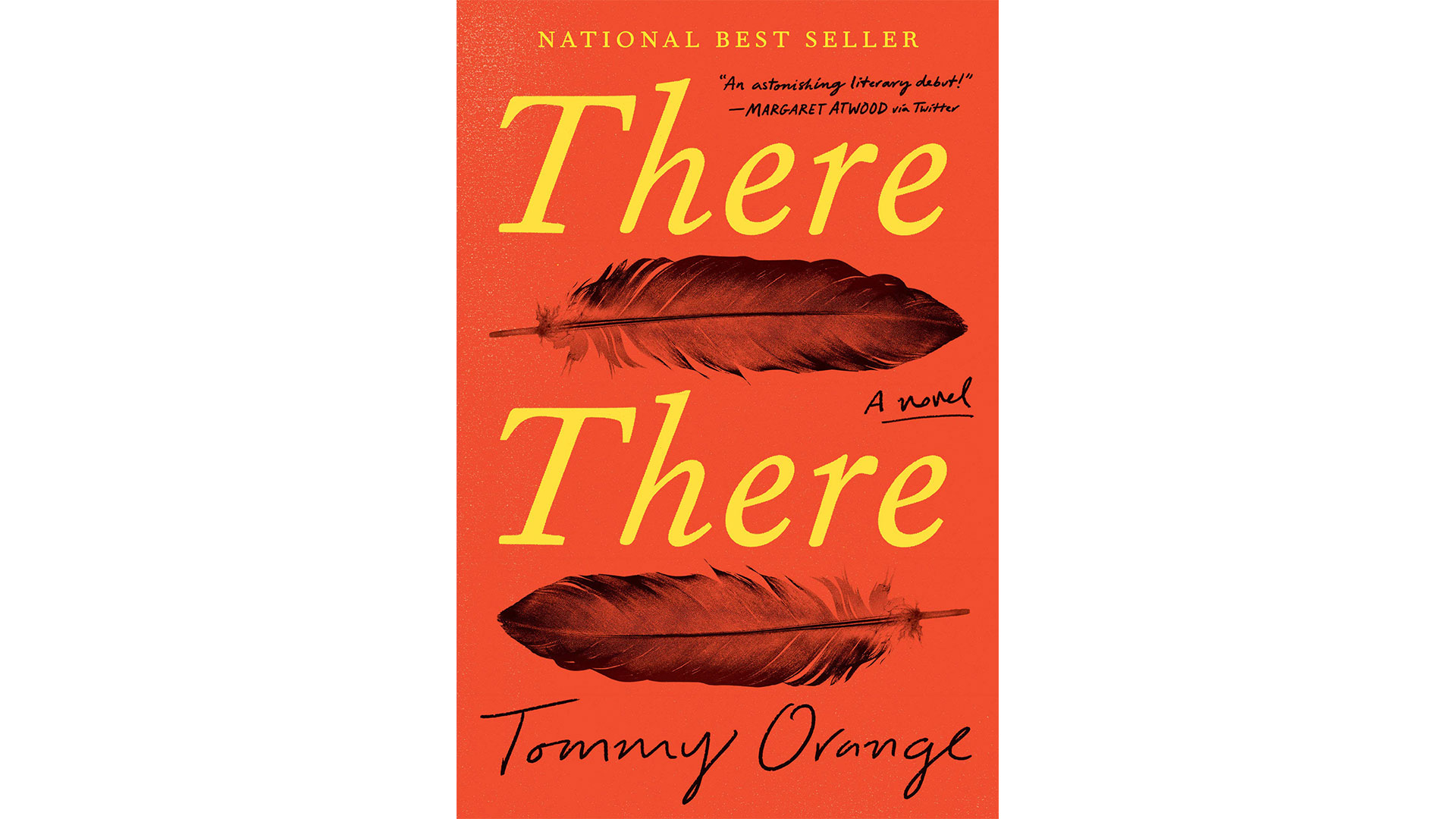 10.  There There  by Tommy Orange