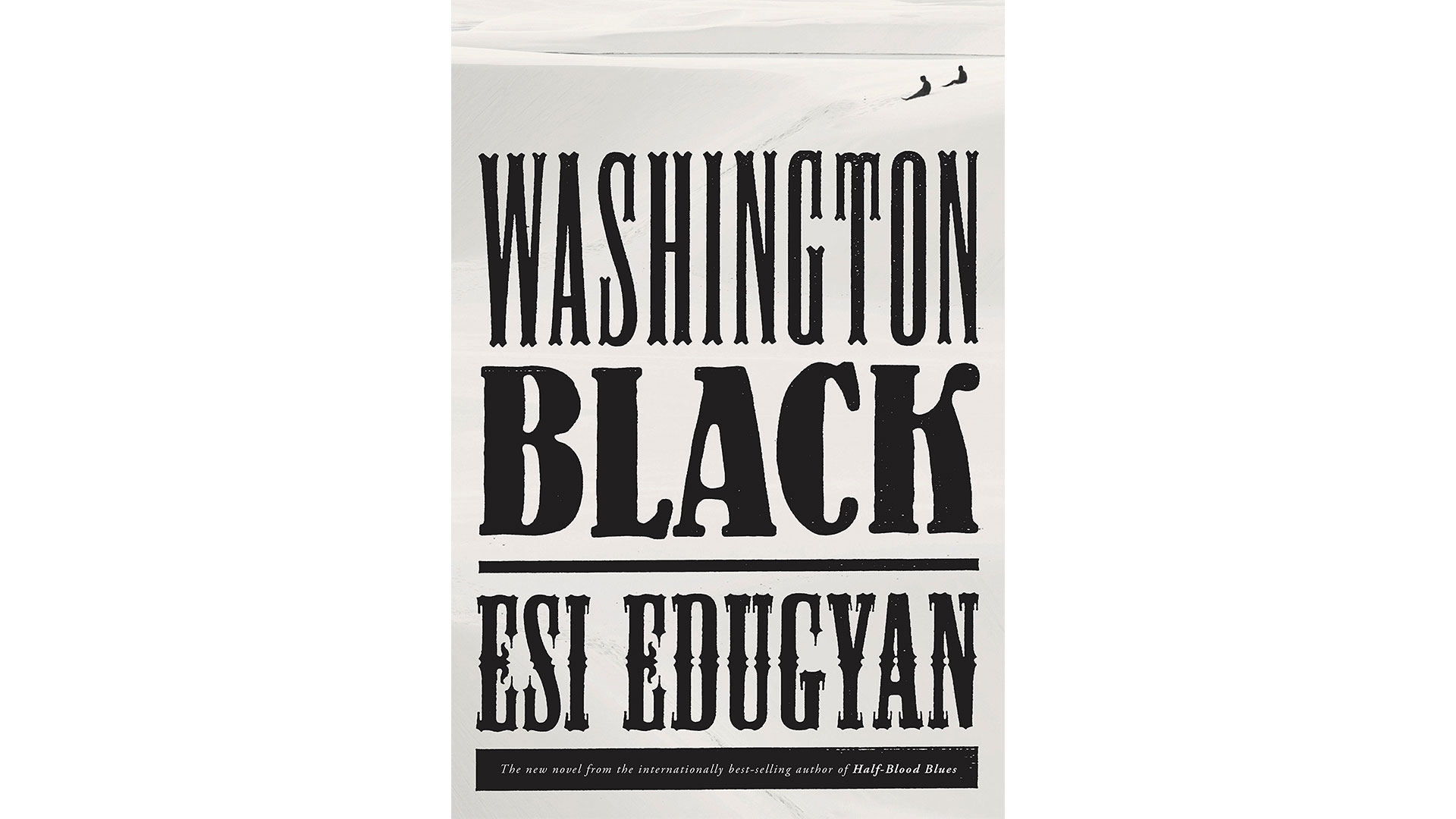 2.  Washington Black  by Esi Edugyan