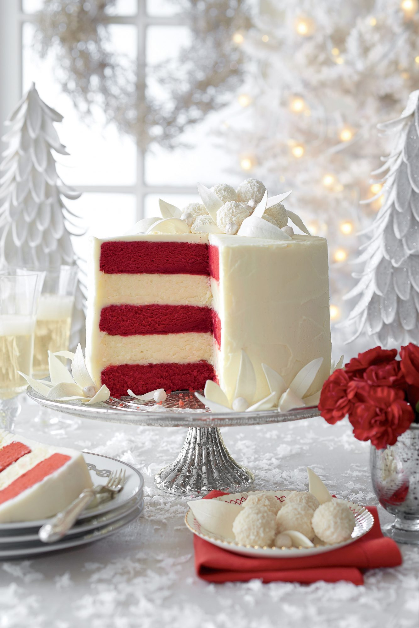 This Is Our Most Popular Christmas Cake Ever - Southern Living