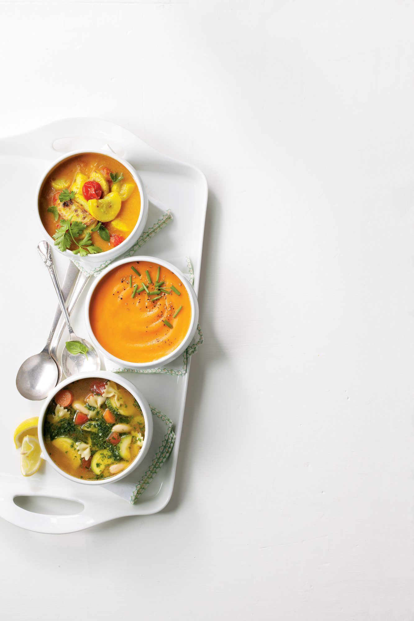 Homemade Vegetable Soup Recipes For Cold Winter Nights