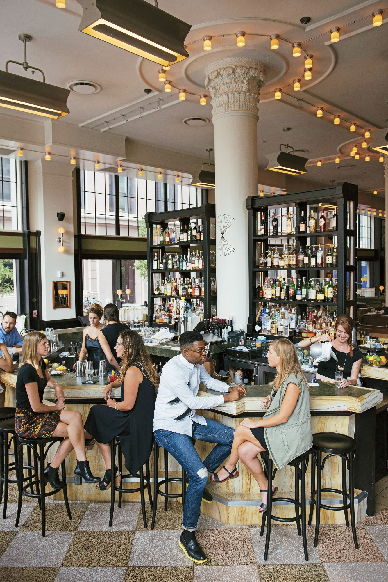 Ace Hotel New Orleans Bar