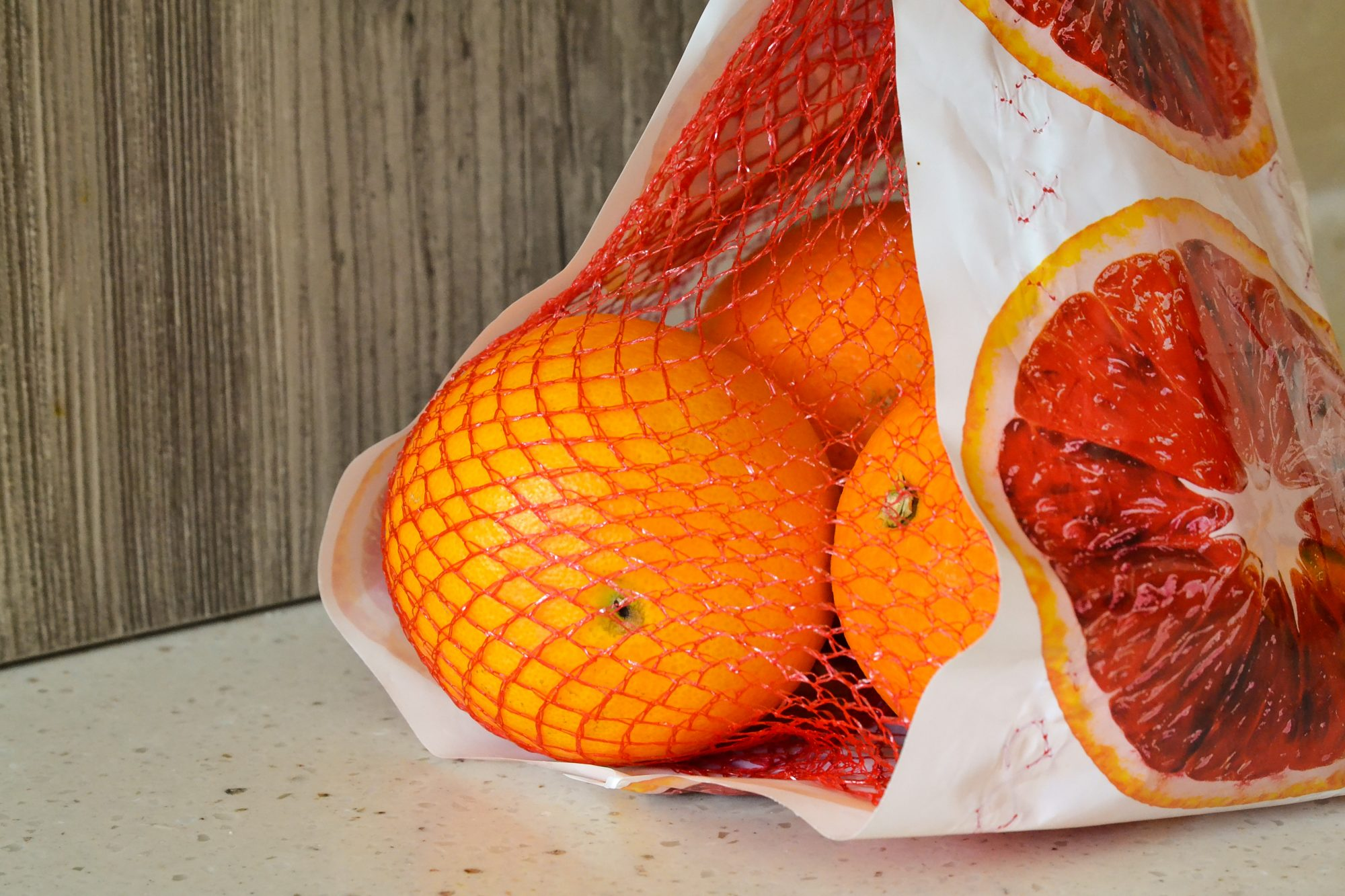 Why You Should Keep those Plastic Mesh Produce Bags
