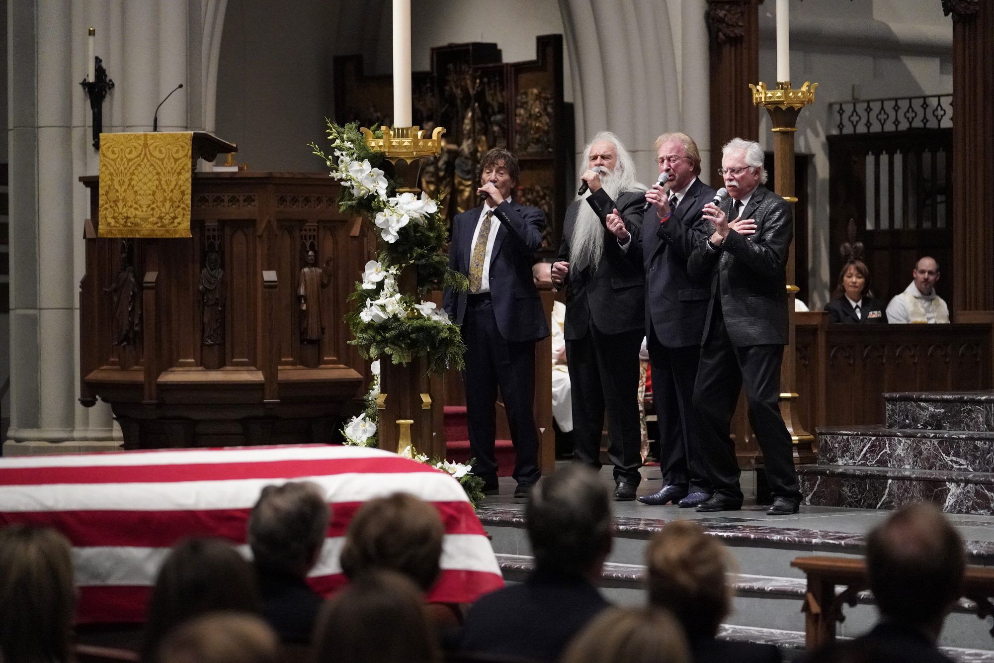 Oak Ridge Boys George HW Bush Funeral