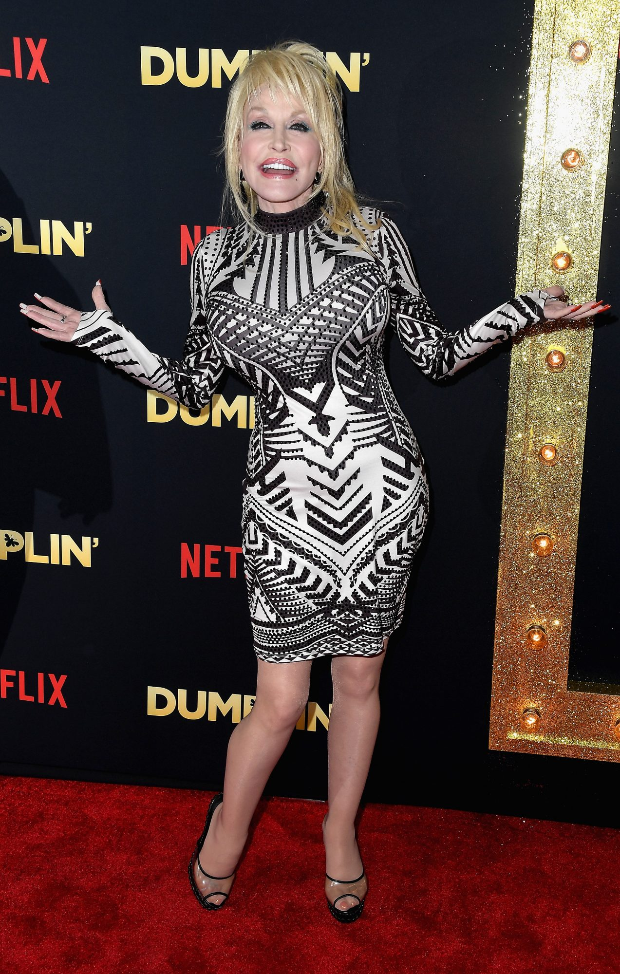 Dolly Parton Dumplin Premiere