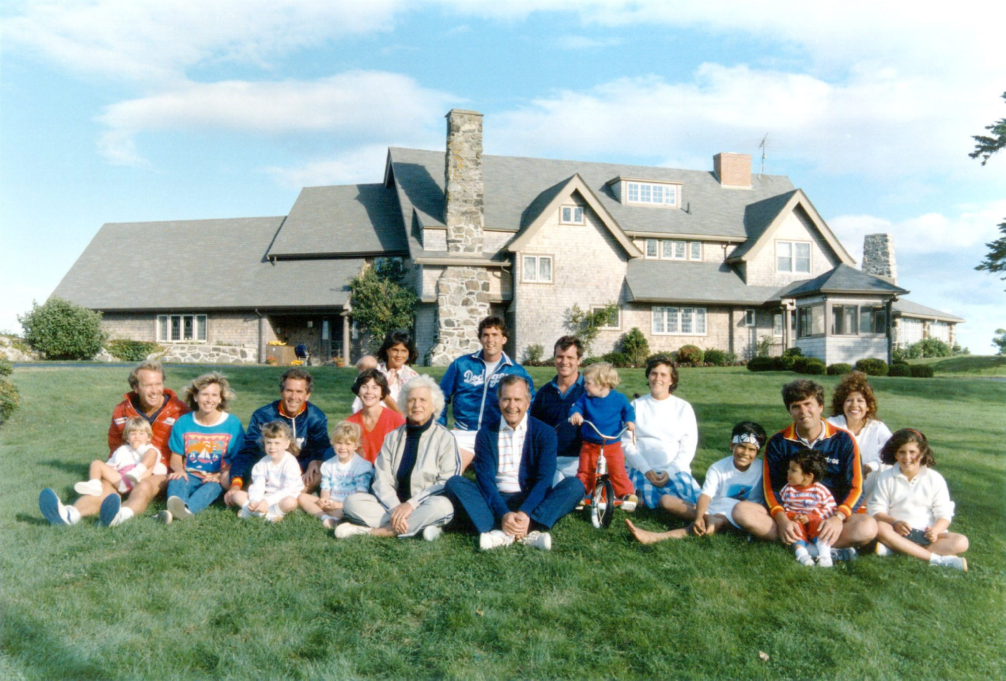 Bush Family Kennebunkport