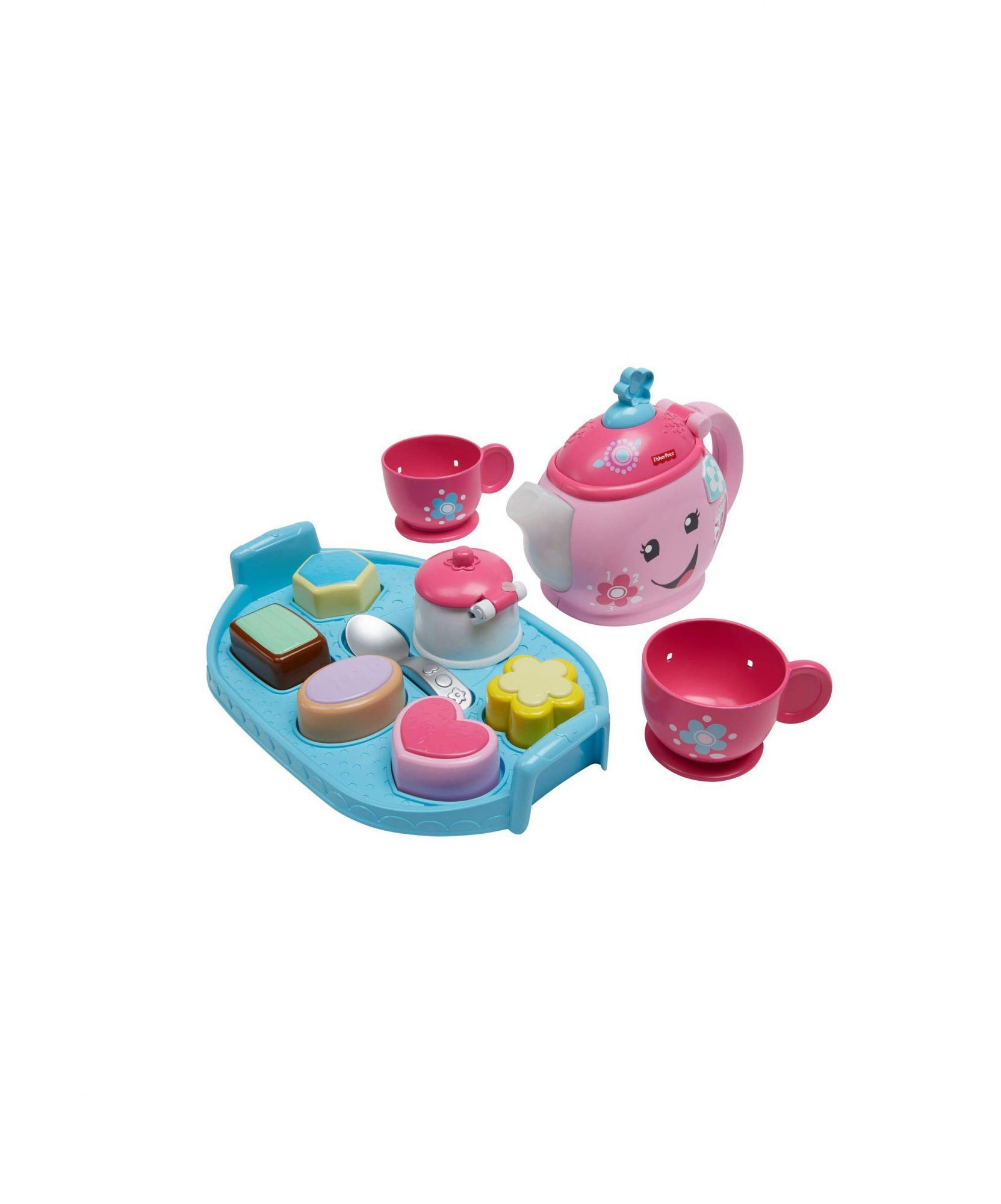 Fisher Price Laugh & Learn Sweet Manners Tea Set