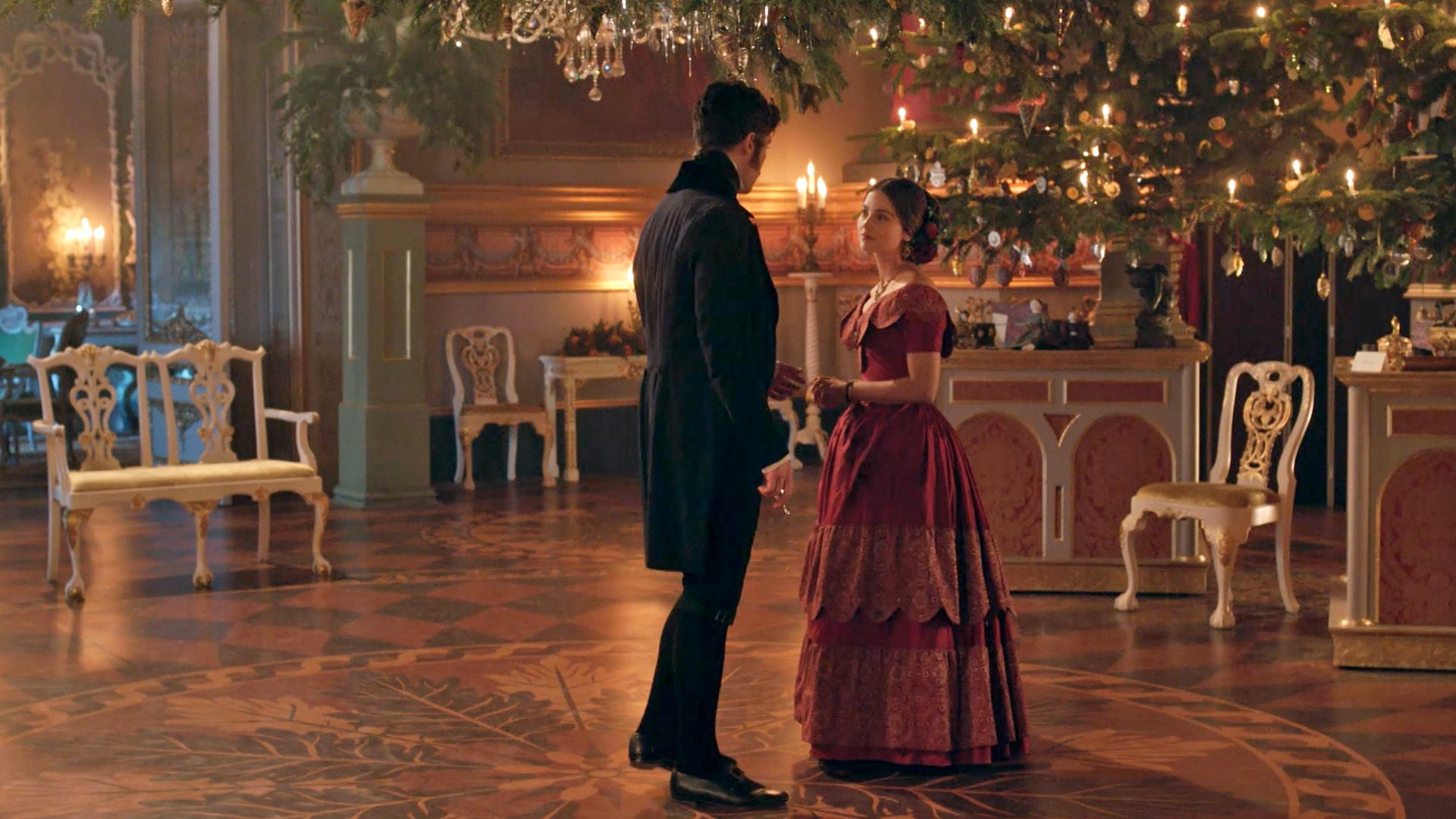 Victoria Christmas Special.Watch A Victoria Christmas Episode Encore On Pbs In