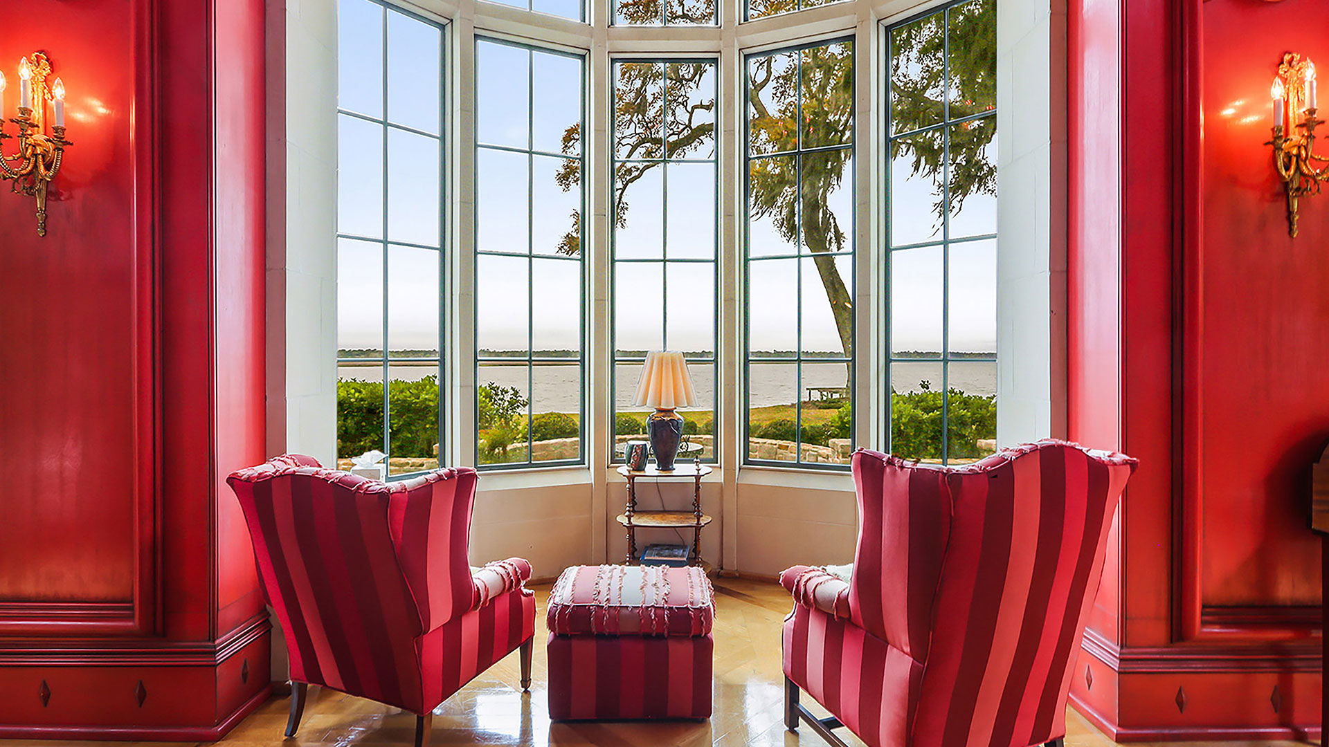 Colleton River Club French Chateau Water Views