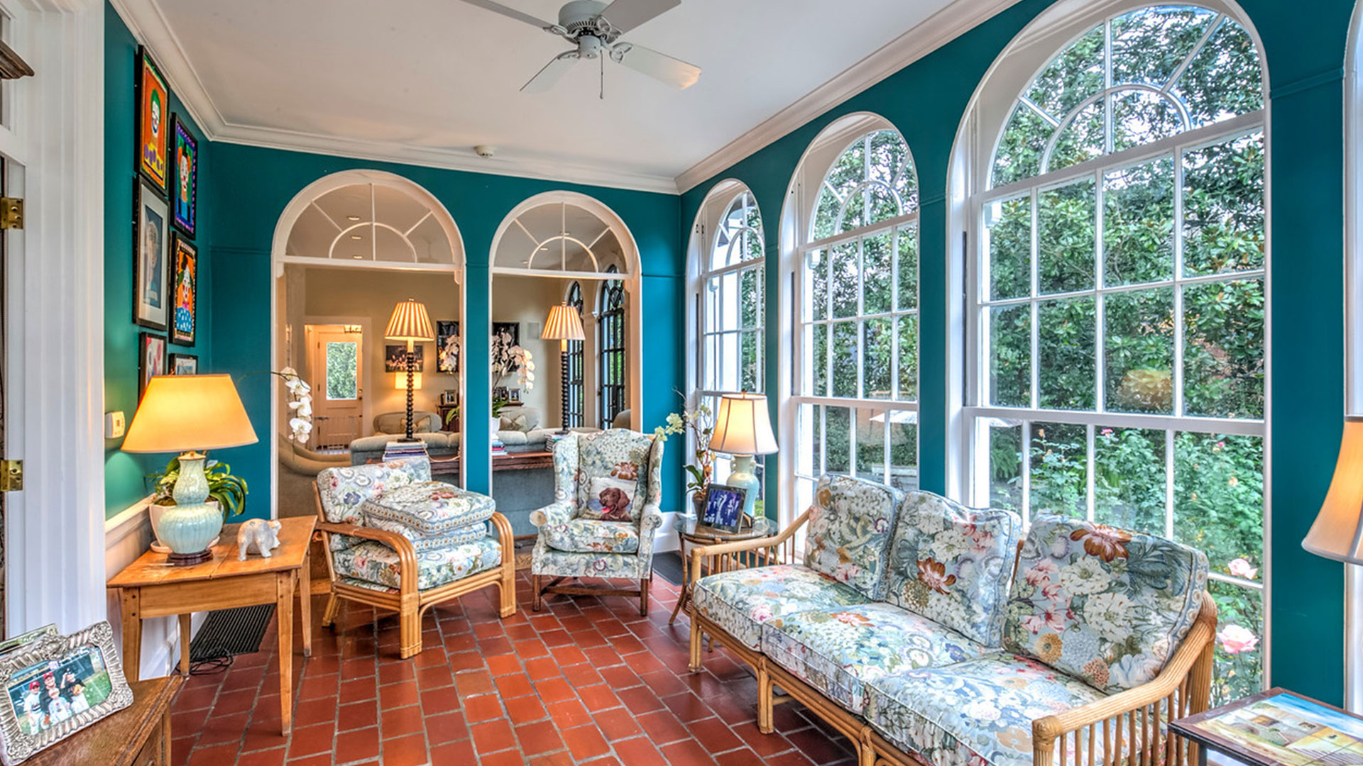 Spotswood Hall Atlanta Sun Room