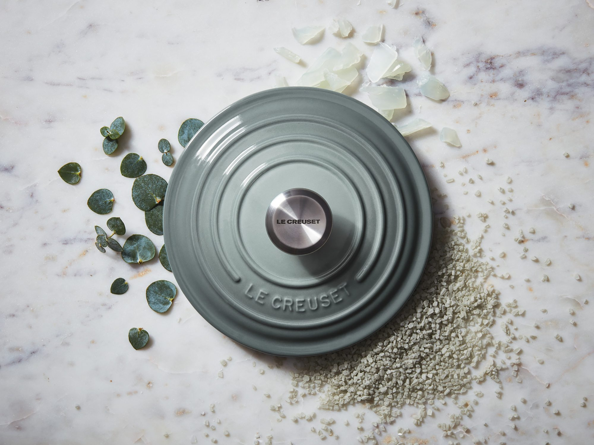 Le Creuset Just Launched THREE New Colors, and We're Obsessed With Them All