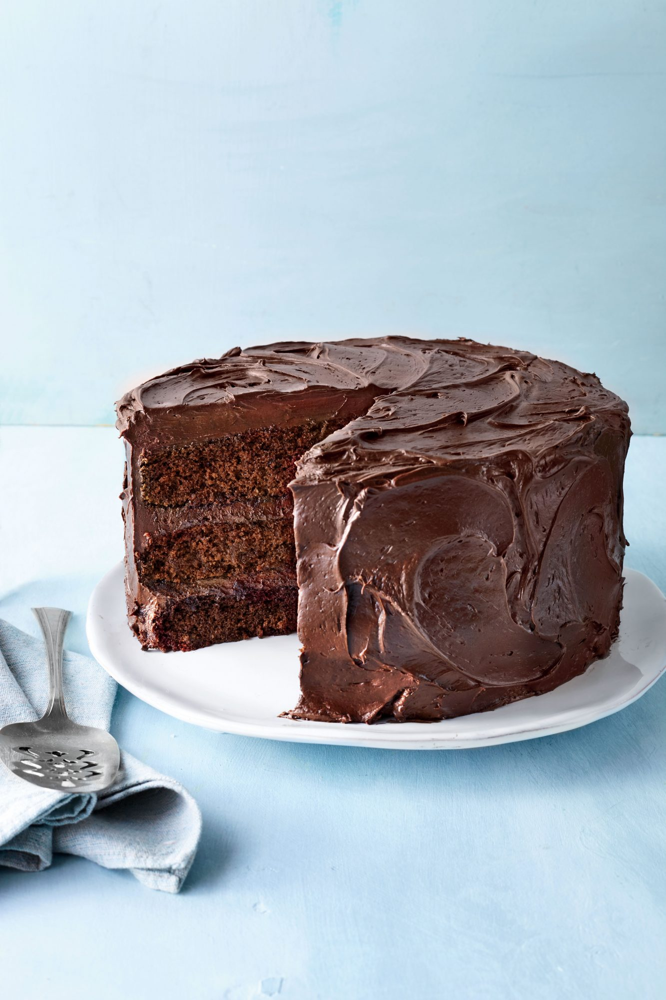 Chocolate Mayonnaise Cake Southern Living