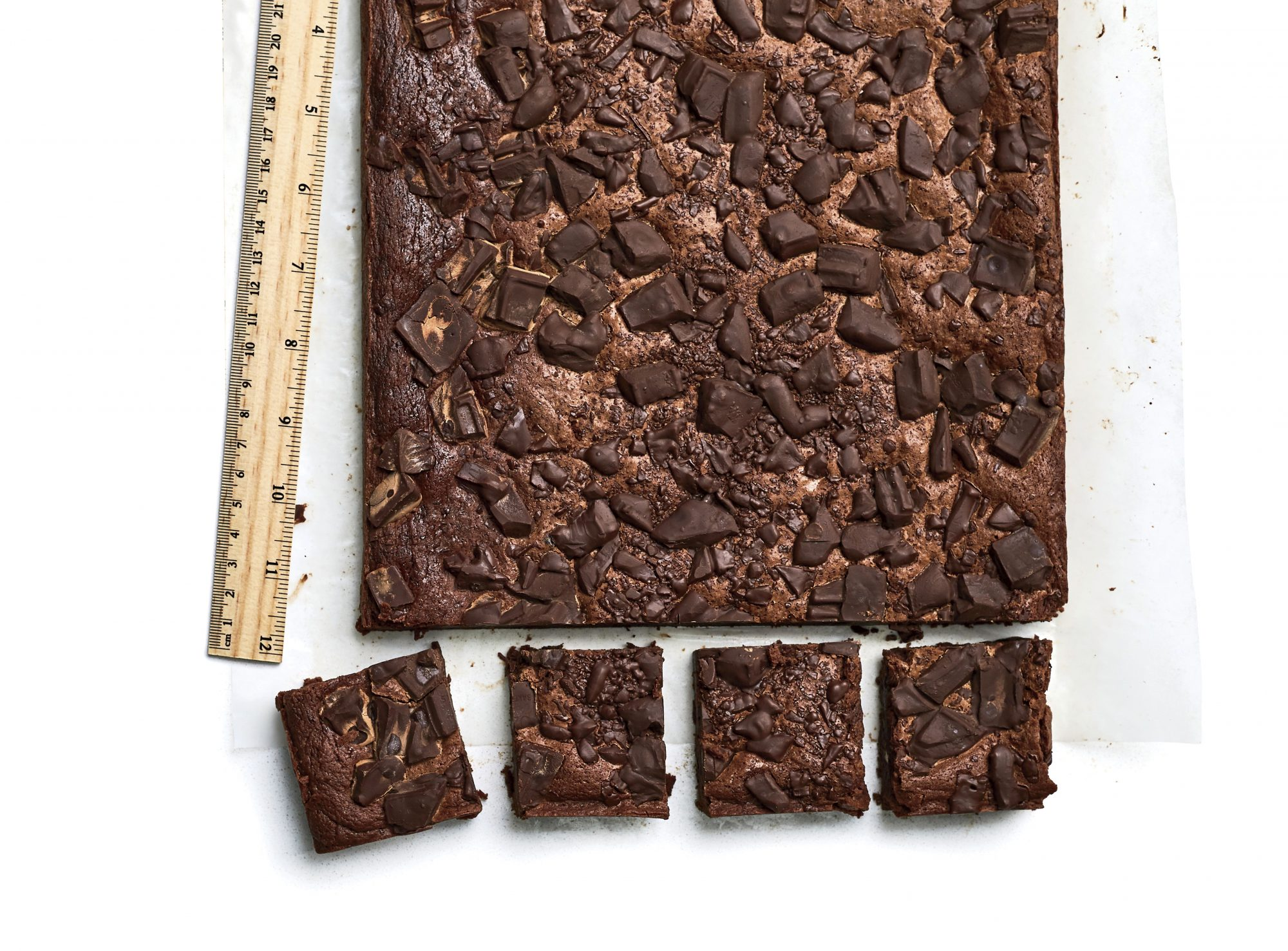 The Trick to Cutting Perfect Brownies and Bars