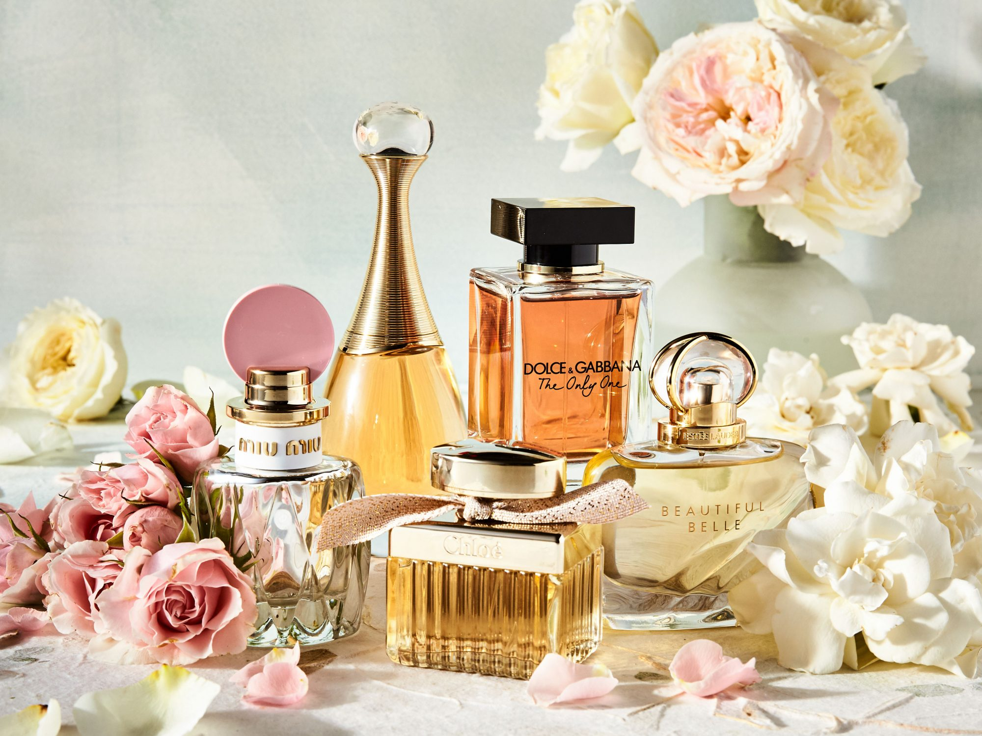 Floral Fragrance Perfumes for Spring