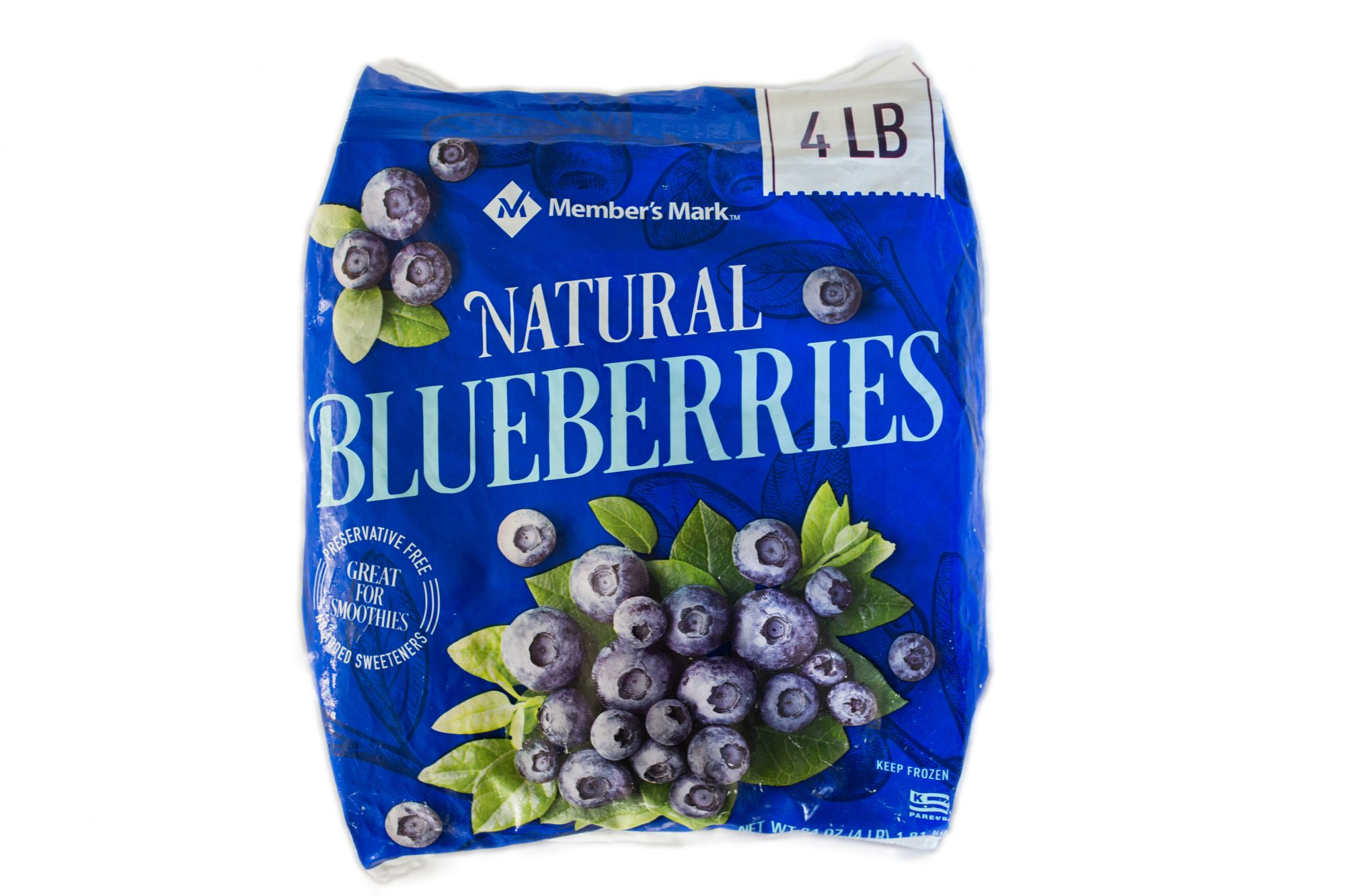 Sam's Club Member's Mark Blueberries