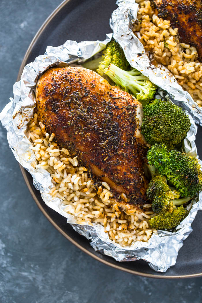 Foil Packet Recipes to Warm You Up This Winter